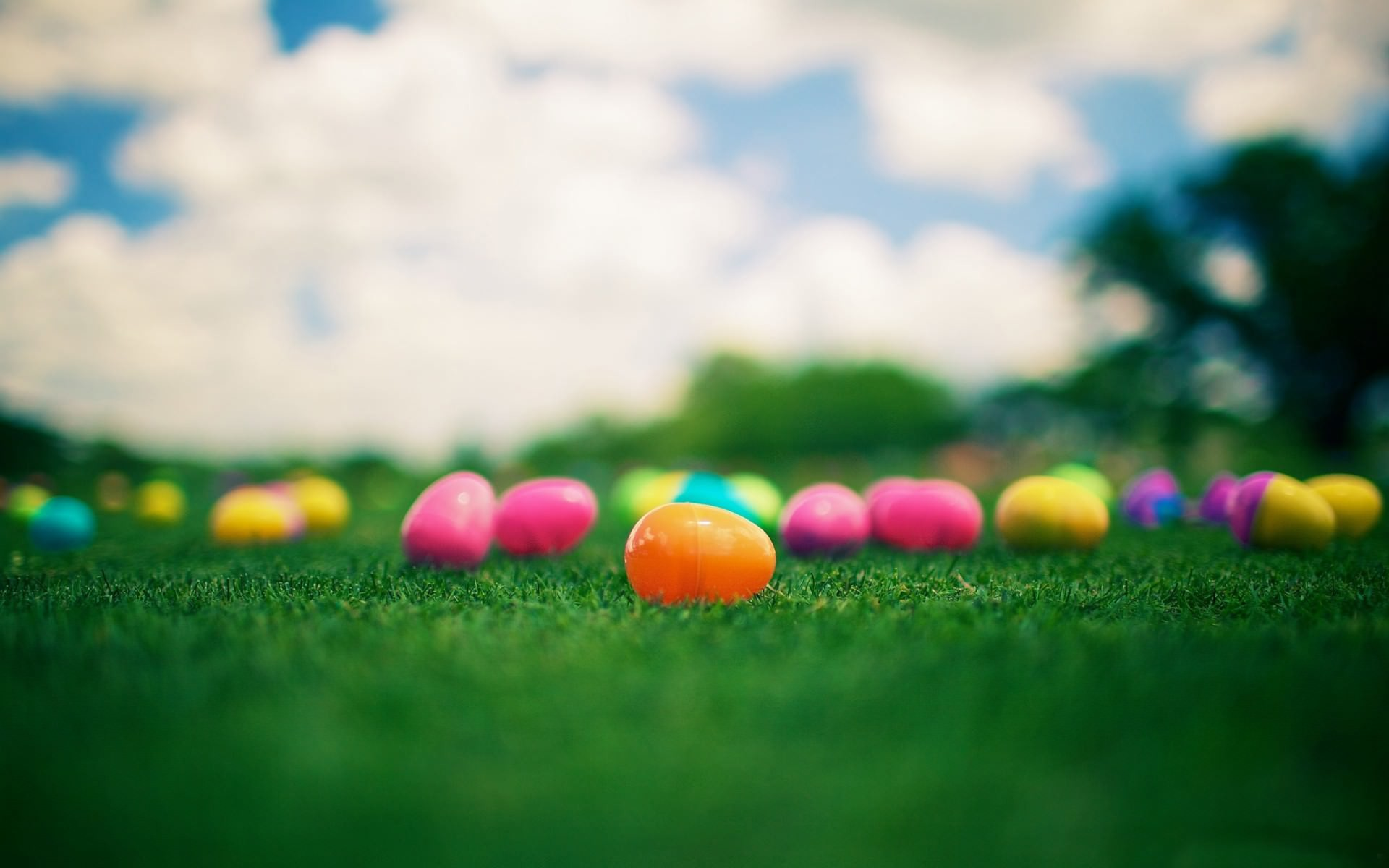 1920x1200 Holiday Easter Wallpaper
