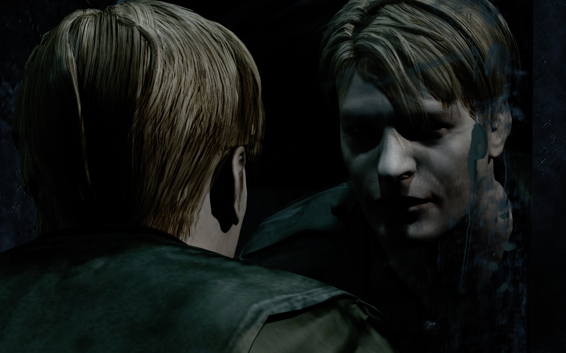 1920x1200  Free Silent Hill 2 Wallpaper in