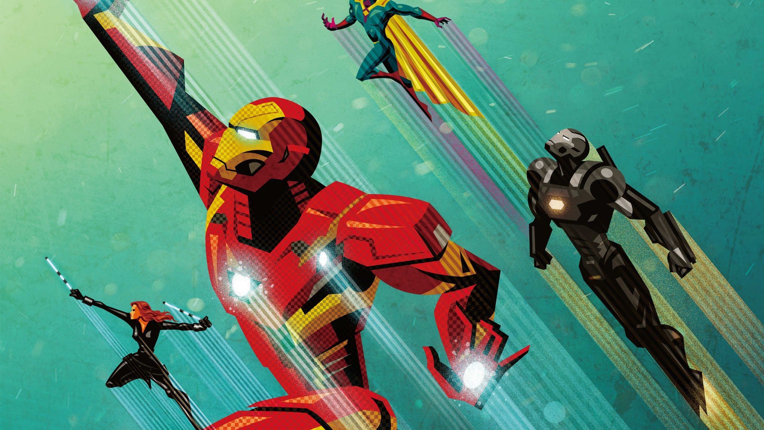4K Superhero Wallpapers (52+ Images