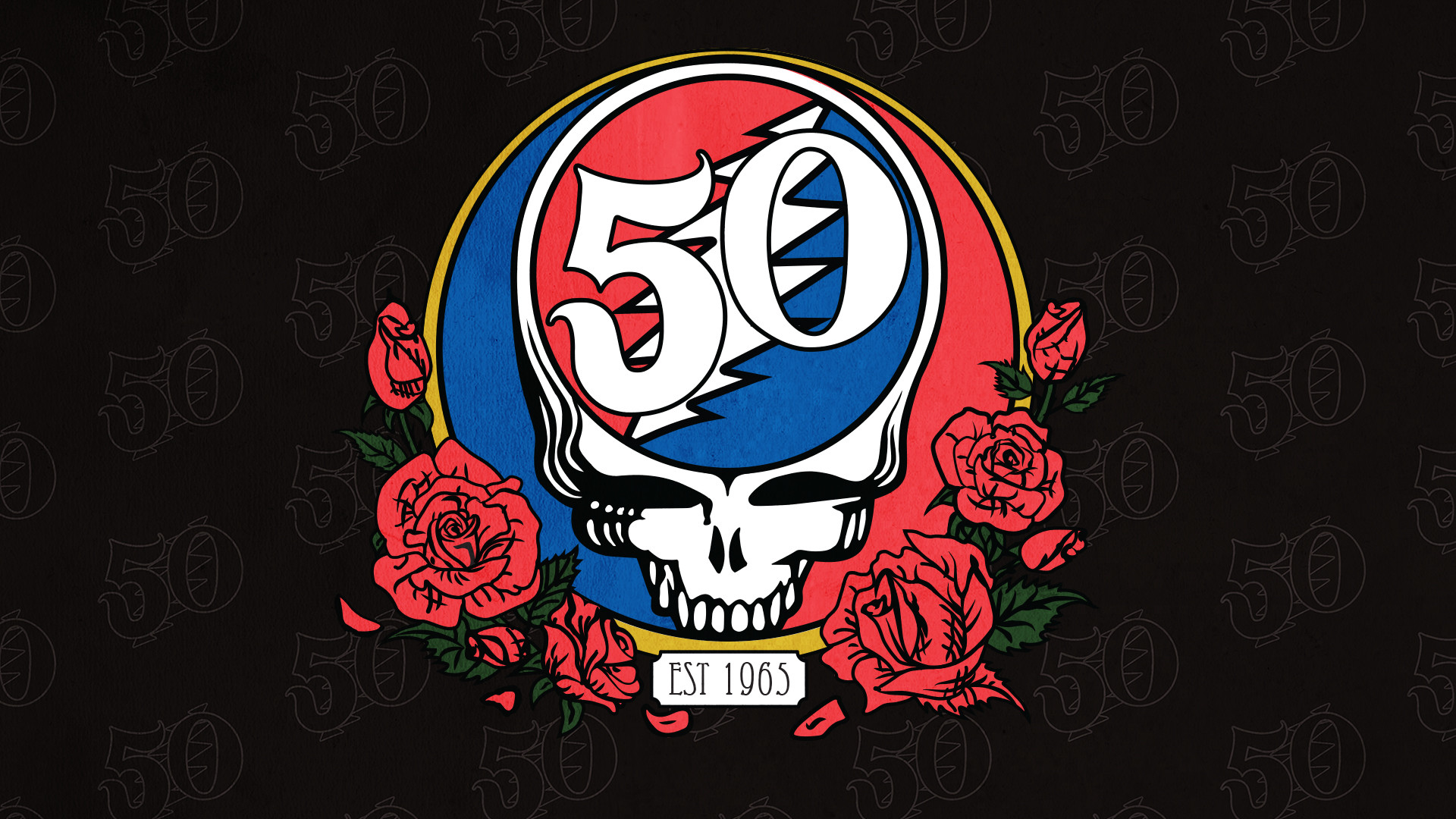 Grateful Dead 50 Wallpaper 54 Images