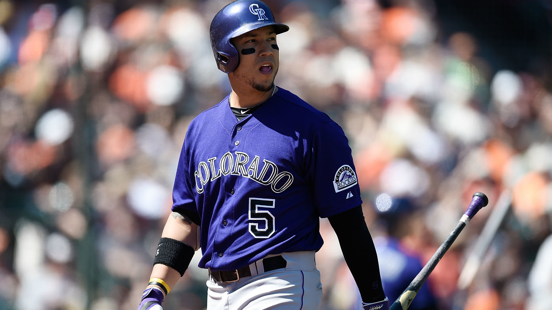 1920x1080 MLB trade rumors 2016: Cardinals turning attention to Carlos Gonzalez | MLB  | Sporting News