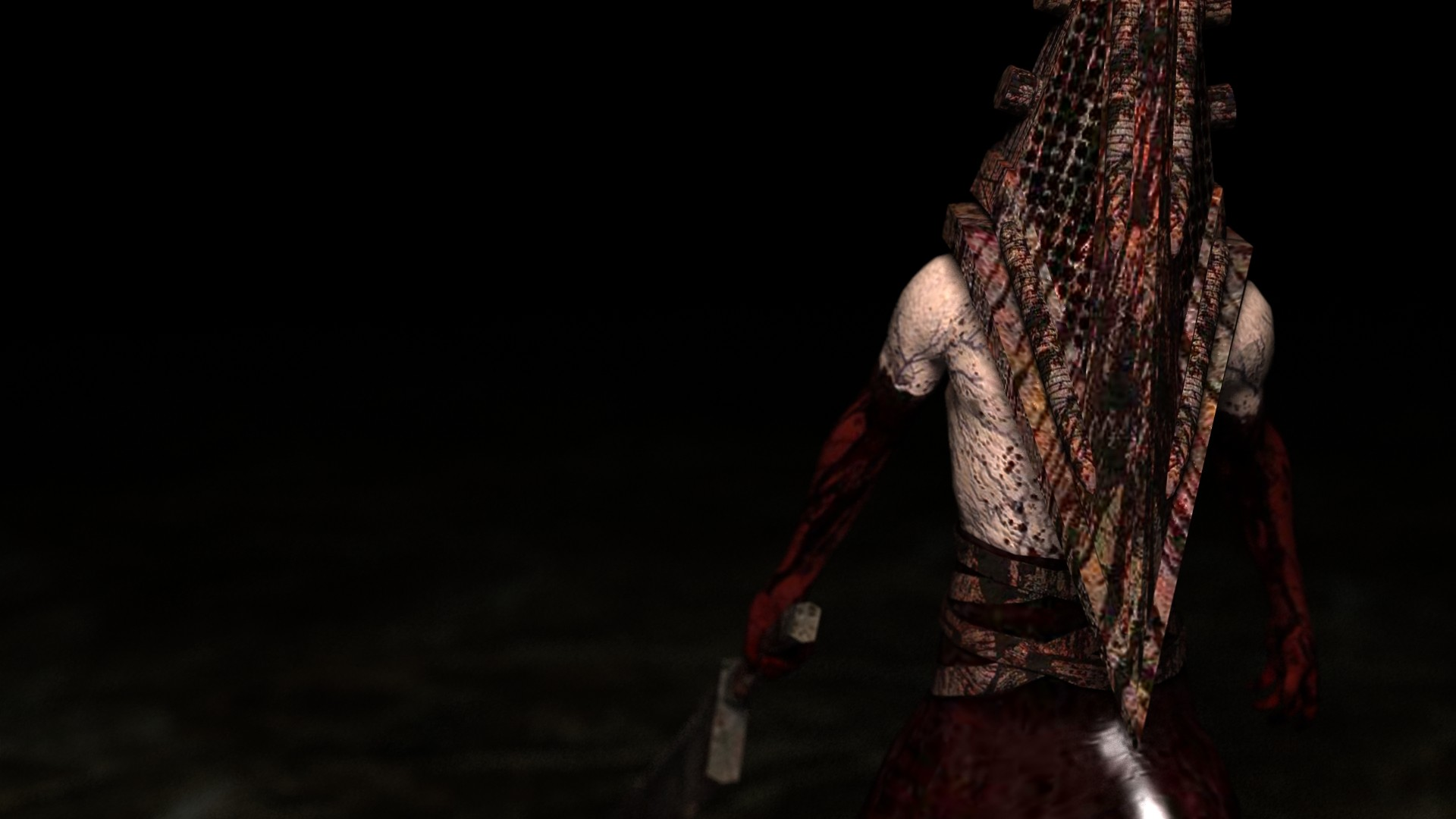 Silent Hill Pyramid Head Wallpaper 72 Images