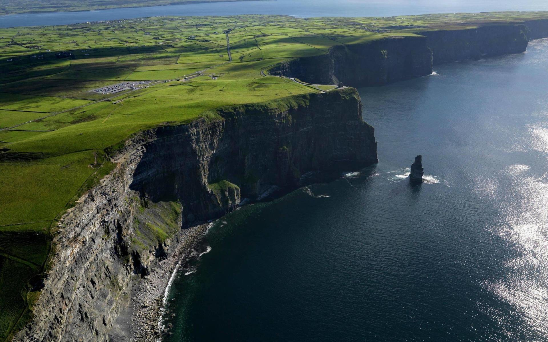 1920x1200 ireland moher cliffs Wallpaper | HD Wallpapers