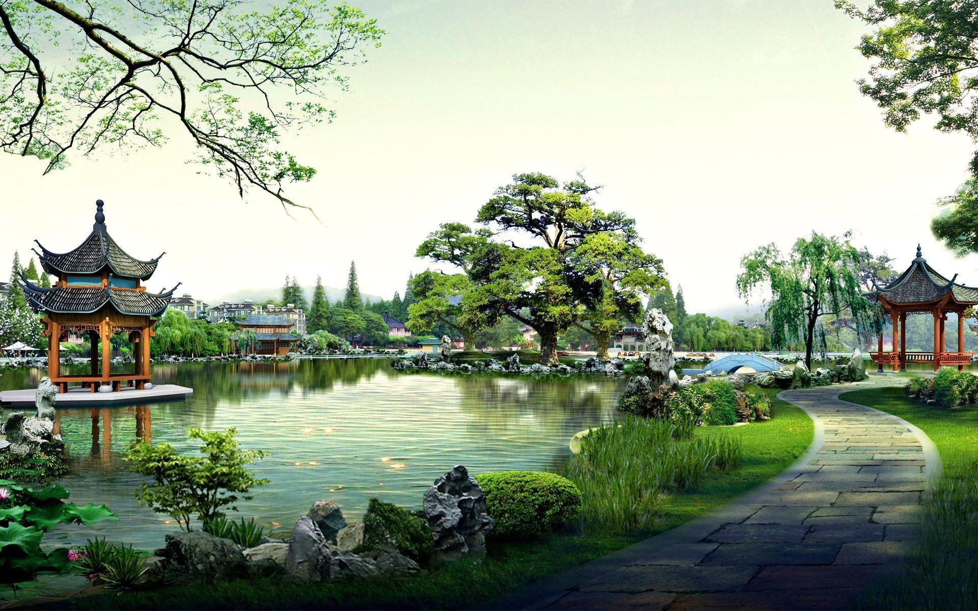 China Desktop Wallpaper 76 Images
