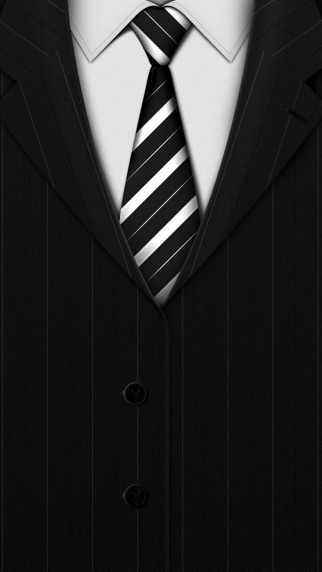 1080x1920 Abstract Black Suit Tie Background iPhone 8 wallpaper