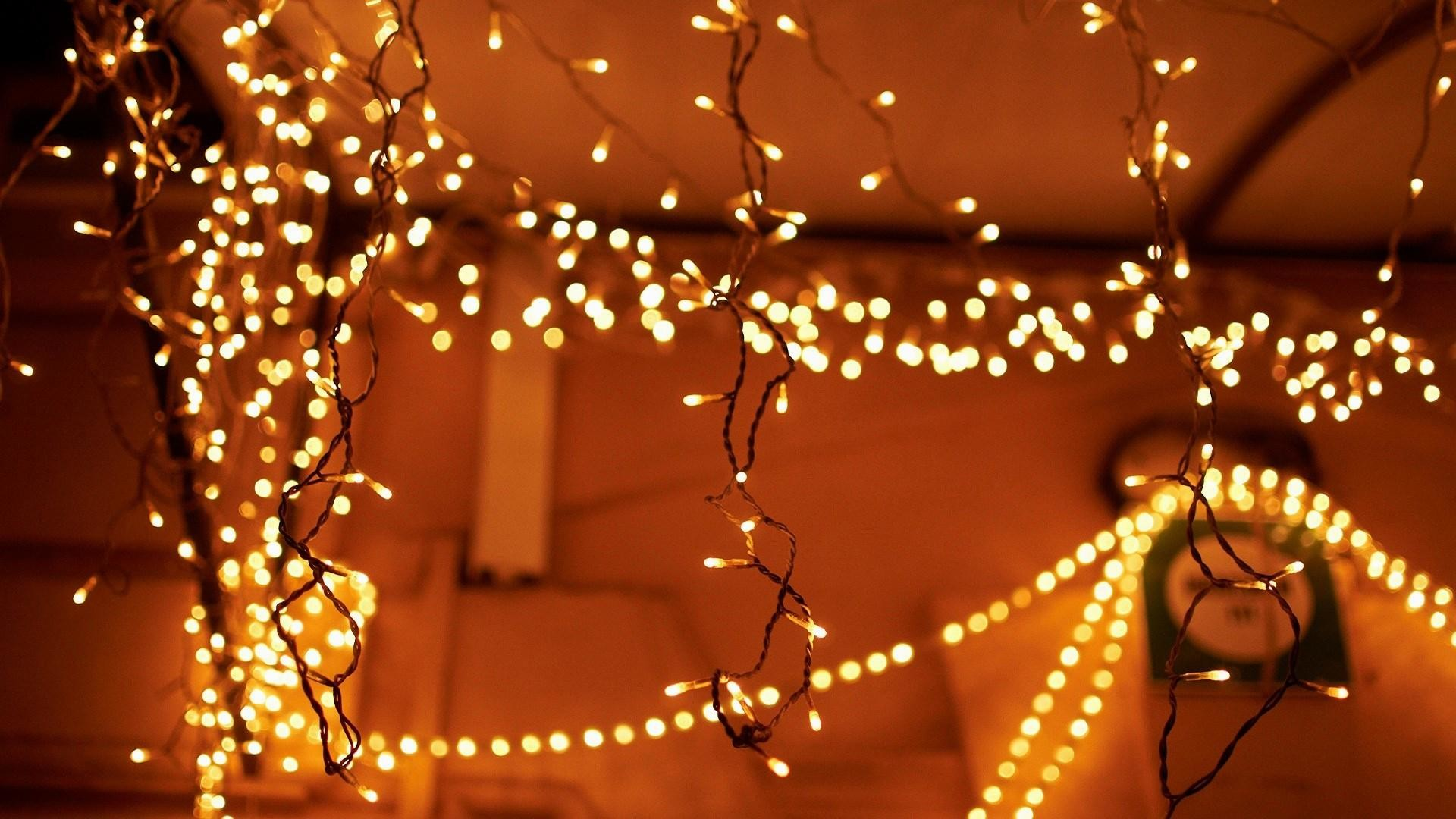 100 Holiday Lights Desktop Wallpaper Hd Wallpapers: Christmas Lights Wallpapers (67+ Images