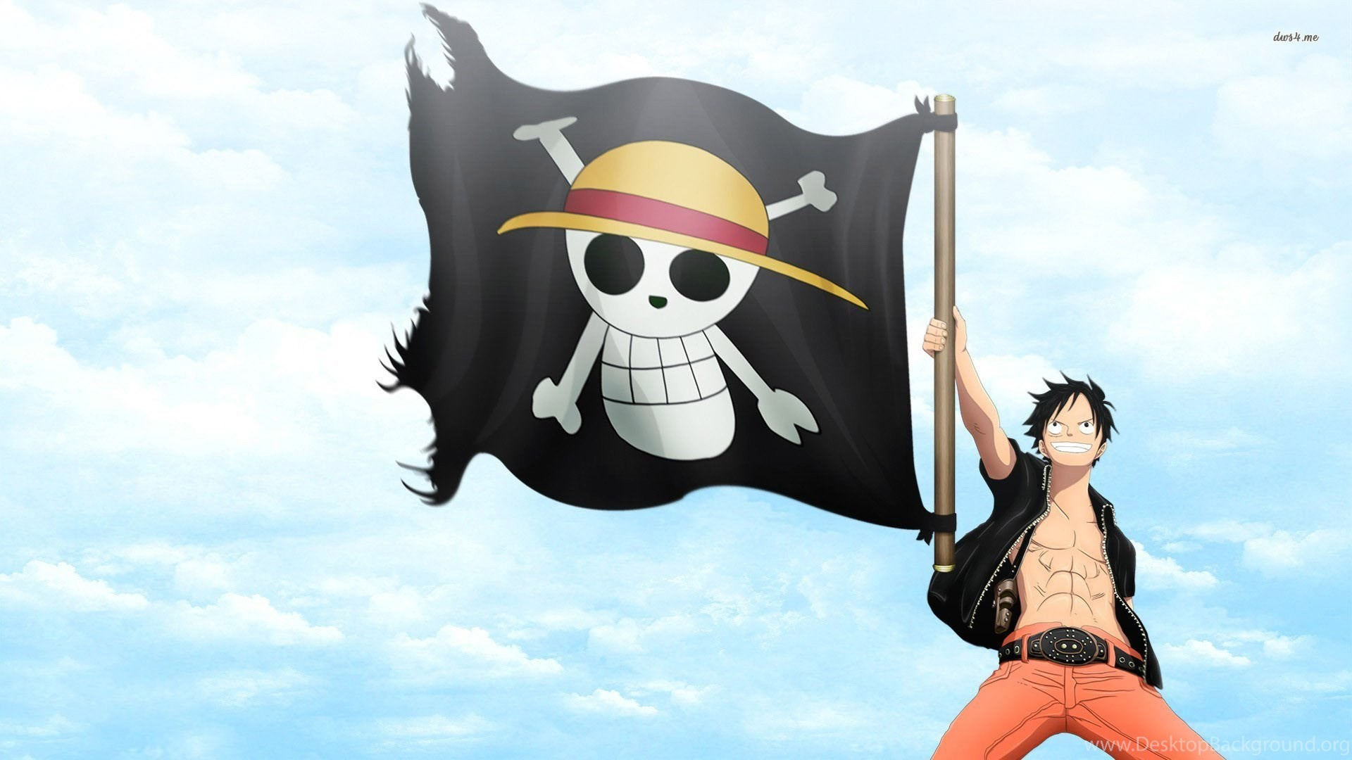1920x1080 ... High Resolution Monkey D Luffy One Piece Wallpapers HD 6 Full Size