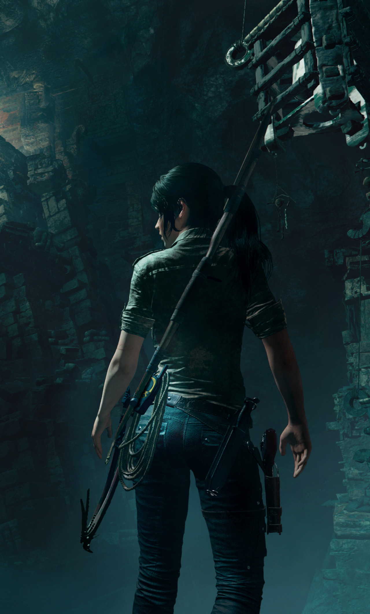 Tomb Raider Iphone Wallpaper 87 Images