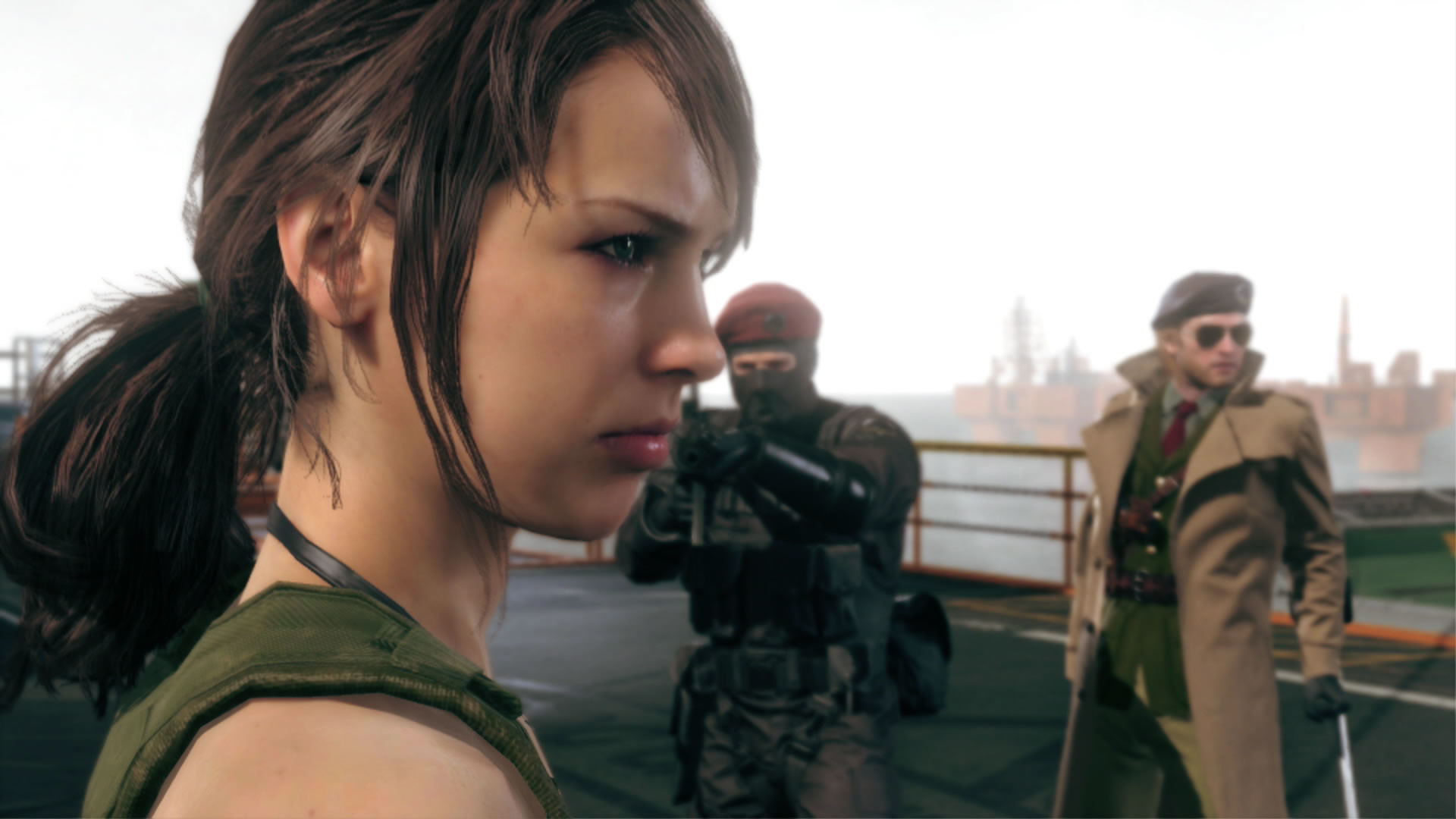 1920x1080 Metal Gear Solid V: The Phantom Pain high definition wallpapers