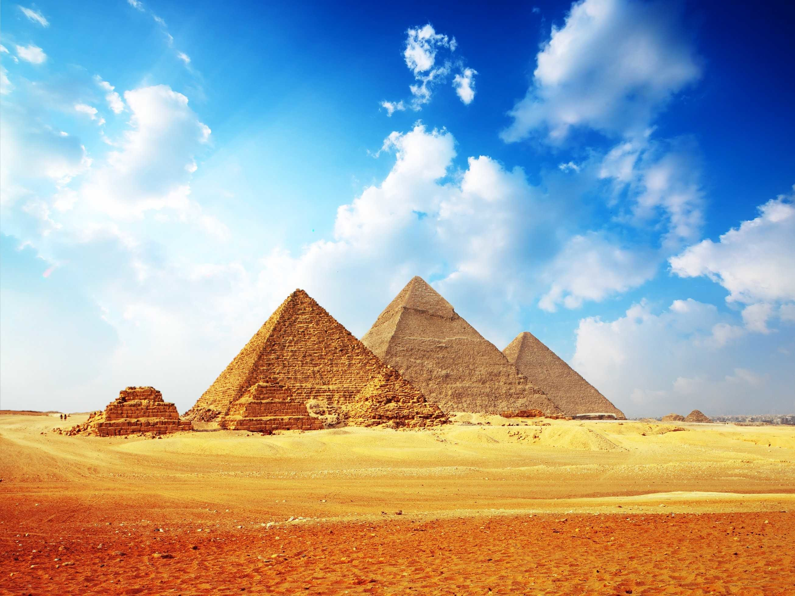 Egyptian Pyramid Wallpaper 54 Images
