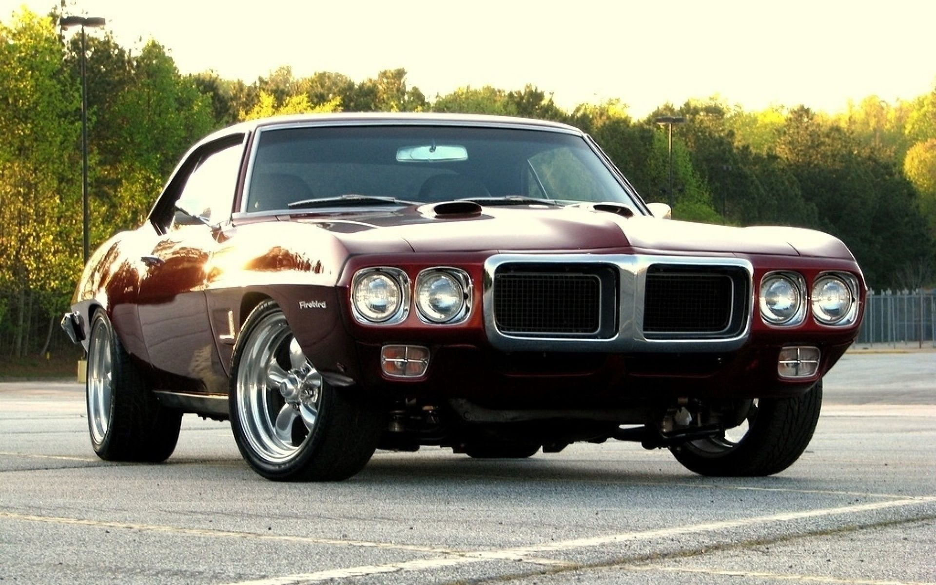 1920x1200 1969 Pontiac Firebird Autos Muskel wallpaper