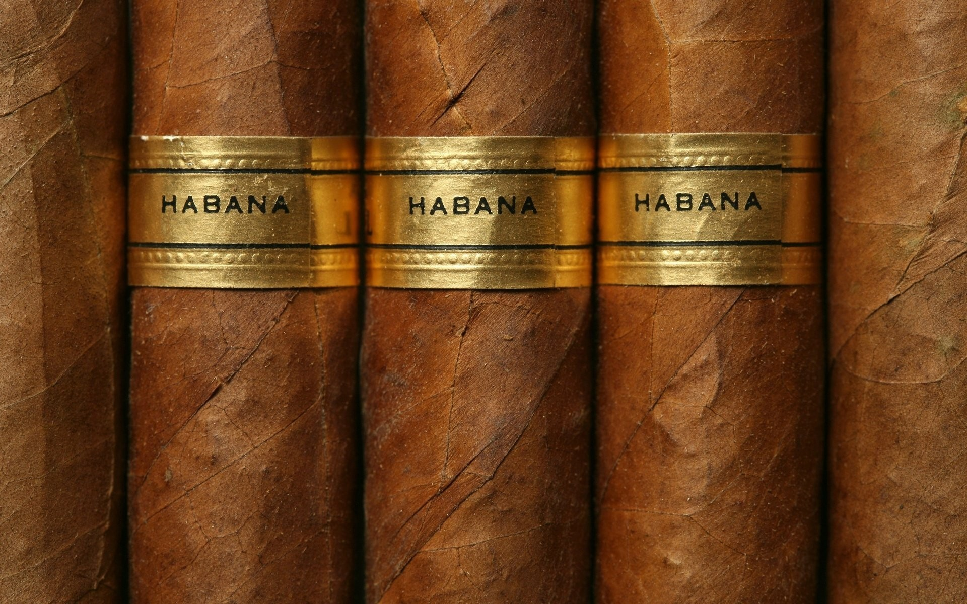 1920x1200 cuban cigars gold label brown