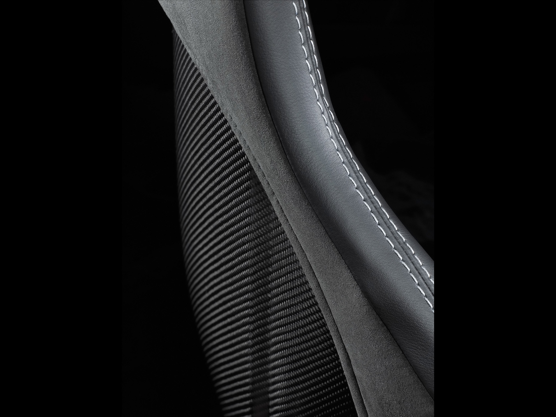 1920x1440 2008 Aston Martin DBS - Carbon Fiber Alcantara and Leather -  -  Wallpaper