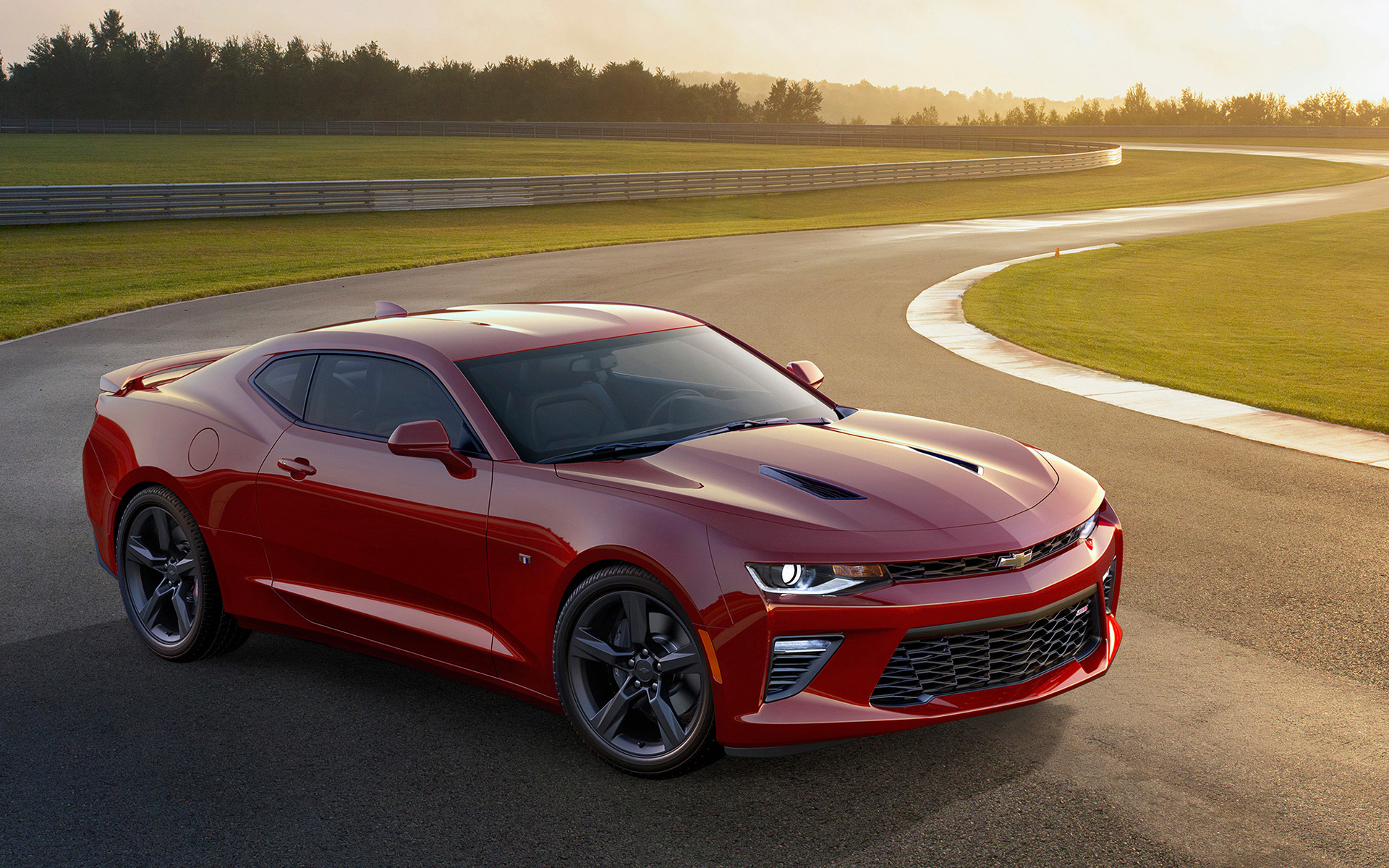 1920x1200 2016 Chevrolet Camaro Wallpaper