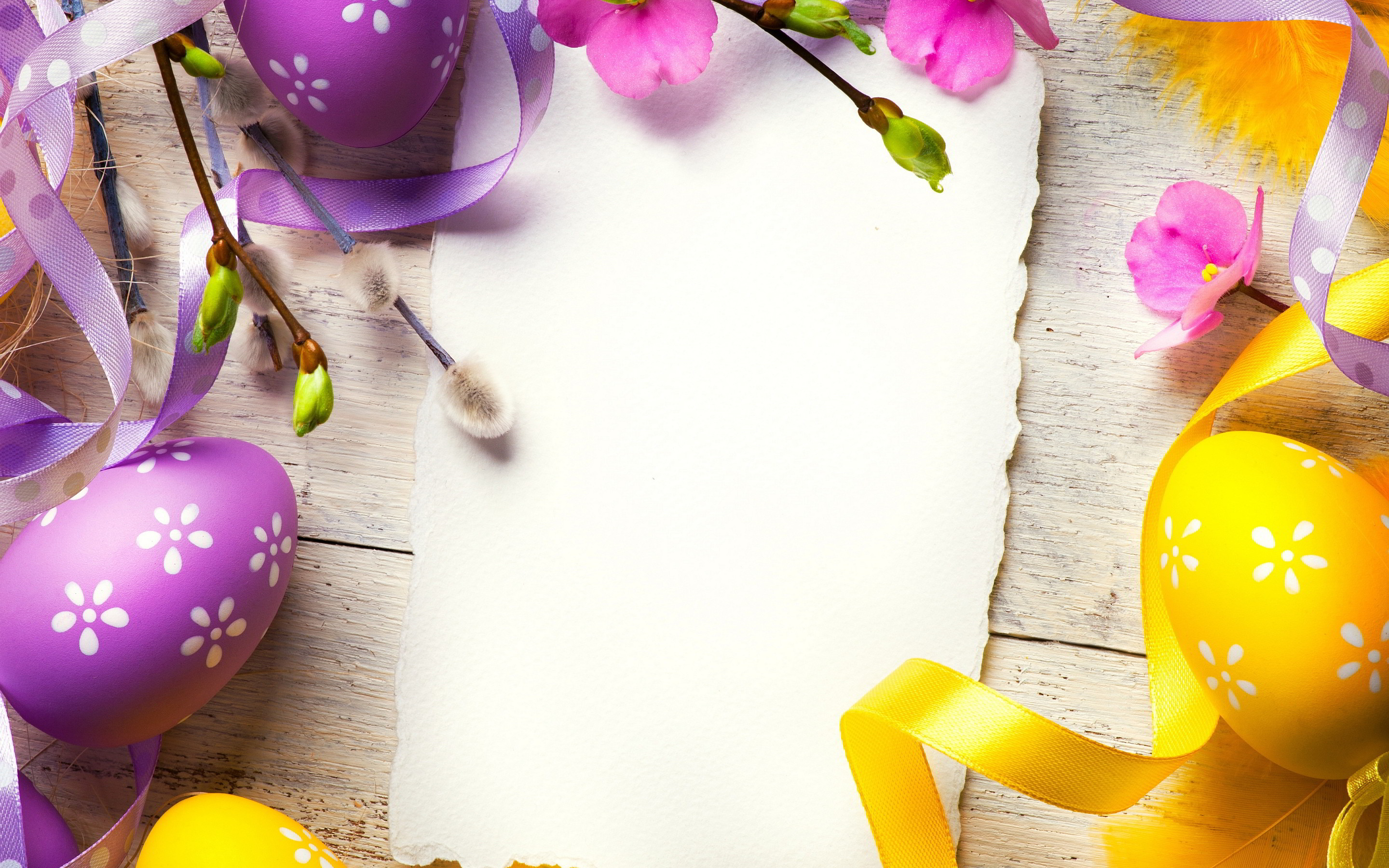 2880x1800 easter pictures eggs background. Â«Â«