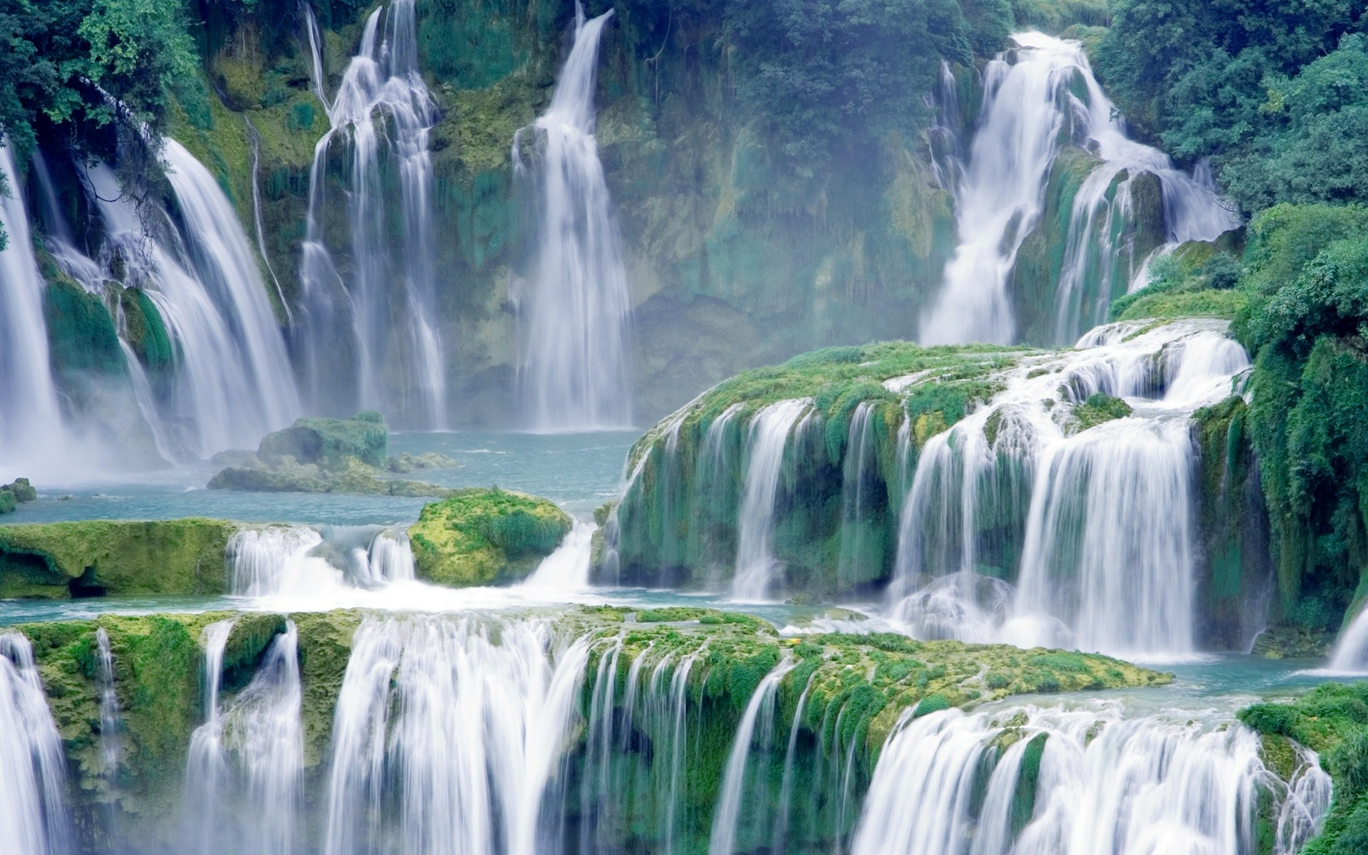 1920x1200 Waterfall Wallpapers High Quality Resolution ...