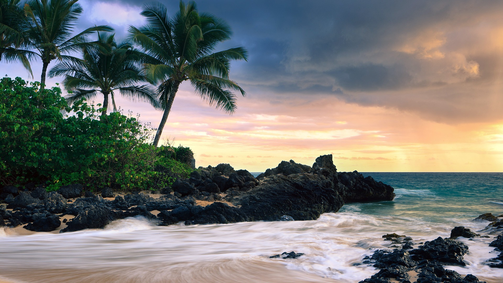1920x1080 ... x 1080 Original. Description: Download Hawaii Secret Beache Beach  wallpaper ...