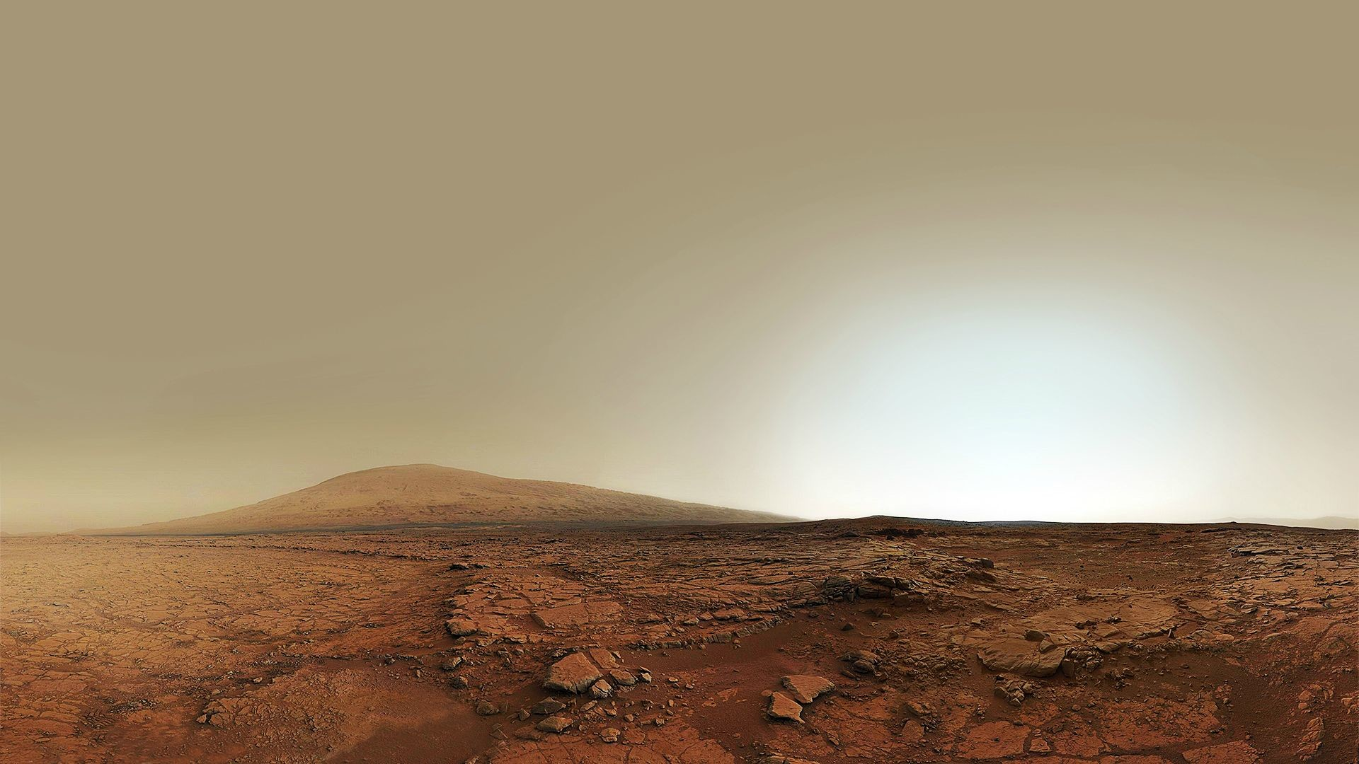 Mars rover wallpaper