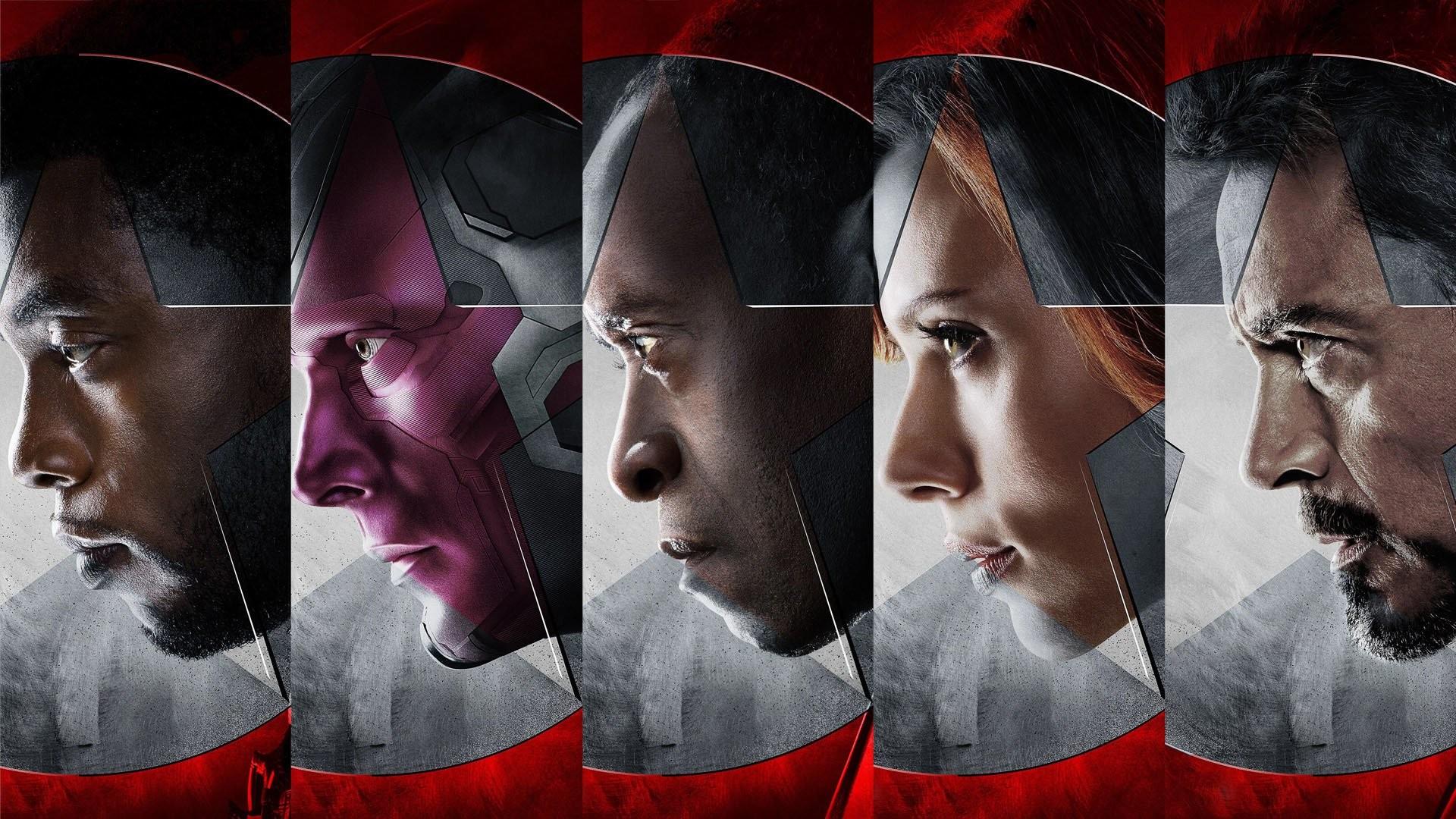 The vision marvel wallpaper 69 images - Avengers civil war wallpaper ...