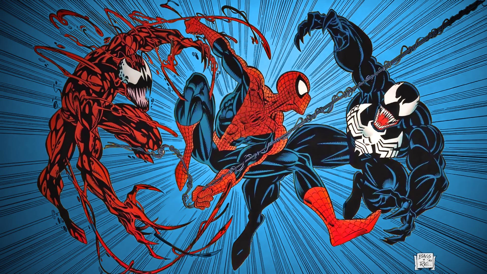 venom and carnage wallpaper 59 images