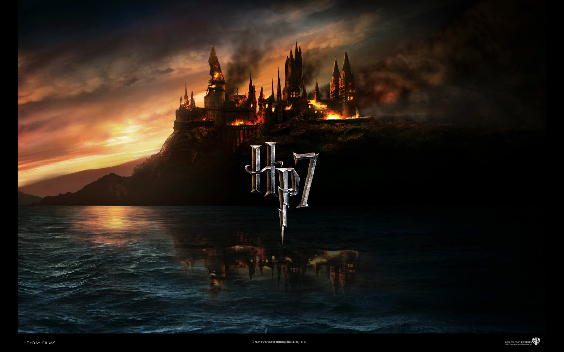 1920x1200 harry potter, hogwarts, wallpaper, witchcraft, waterfall, school .