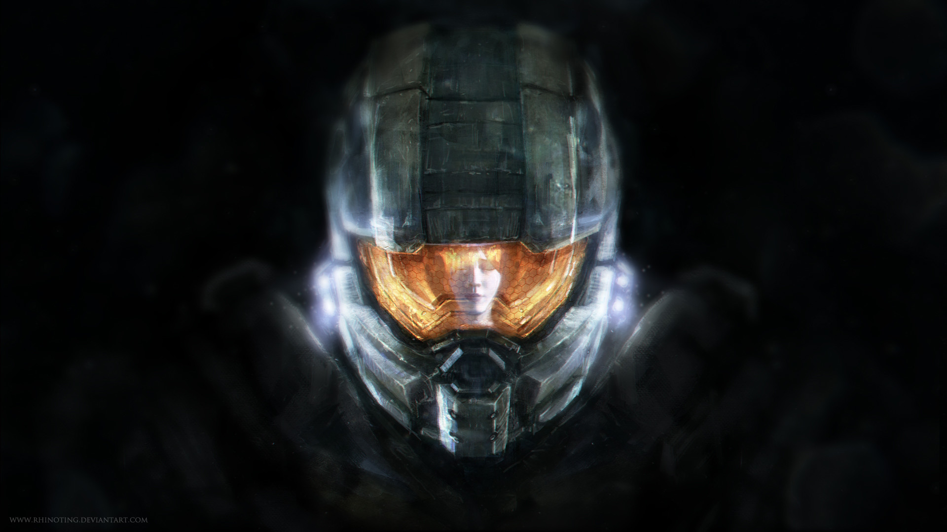 1920x1080 Halo wallpaper Master Chief Cortana video games wallpapers by .