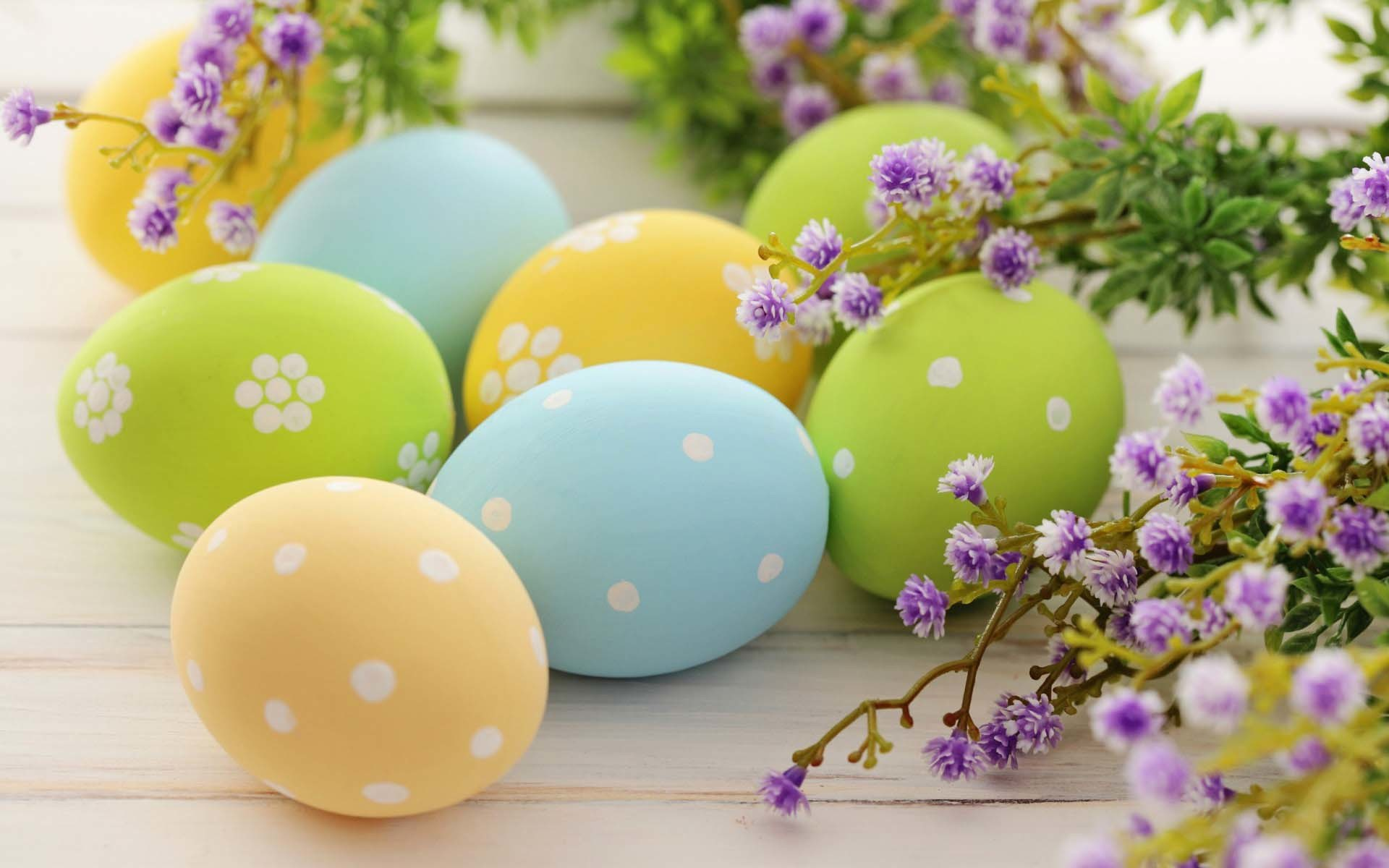1920x1200 Holidays Happy Easter Wallpaper