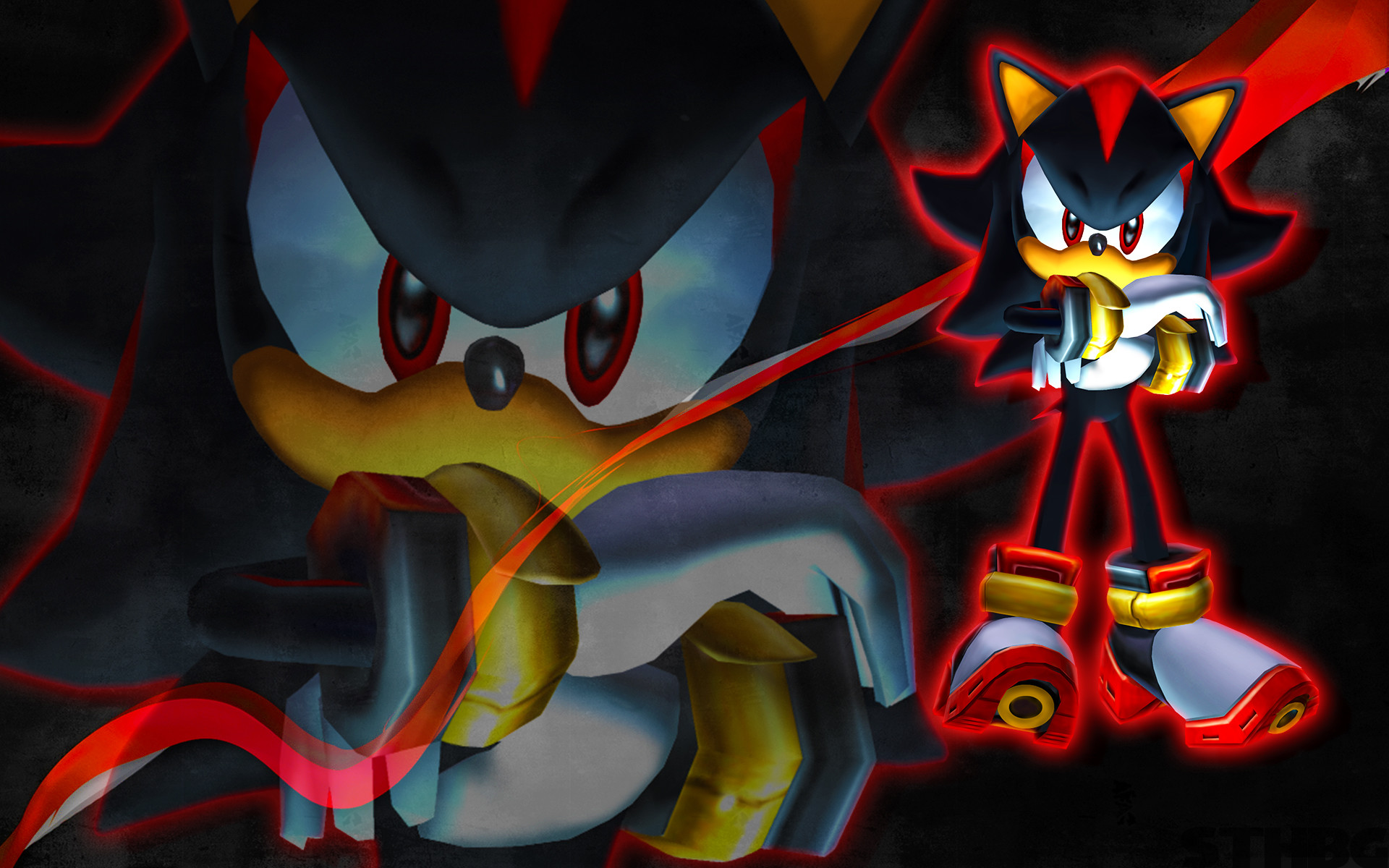 1920x1200 Sonic Adventure 2 Shadow Wallpaper by SonicTheHedgehogBG Sonic Adventure 2  Shadow Wallpaper by SonicTheHedgehogBG