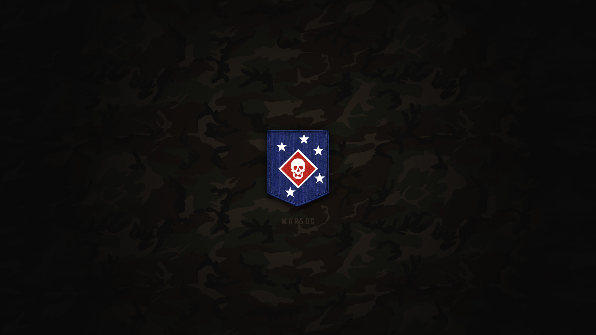 1920x1080 ... Marine Raider Patch | MARSOC | HD Wallpaper by ignitedkaos