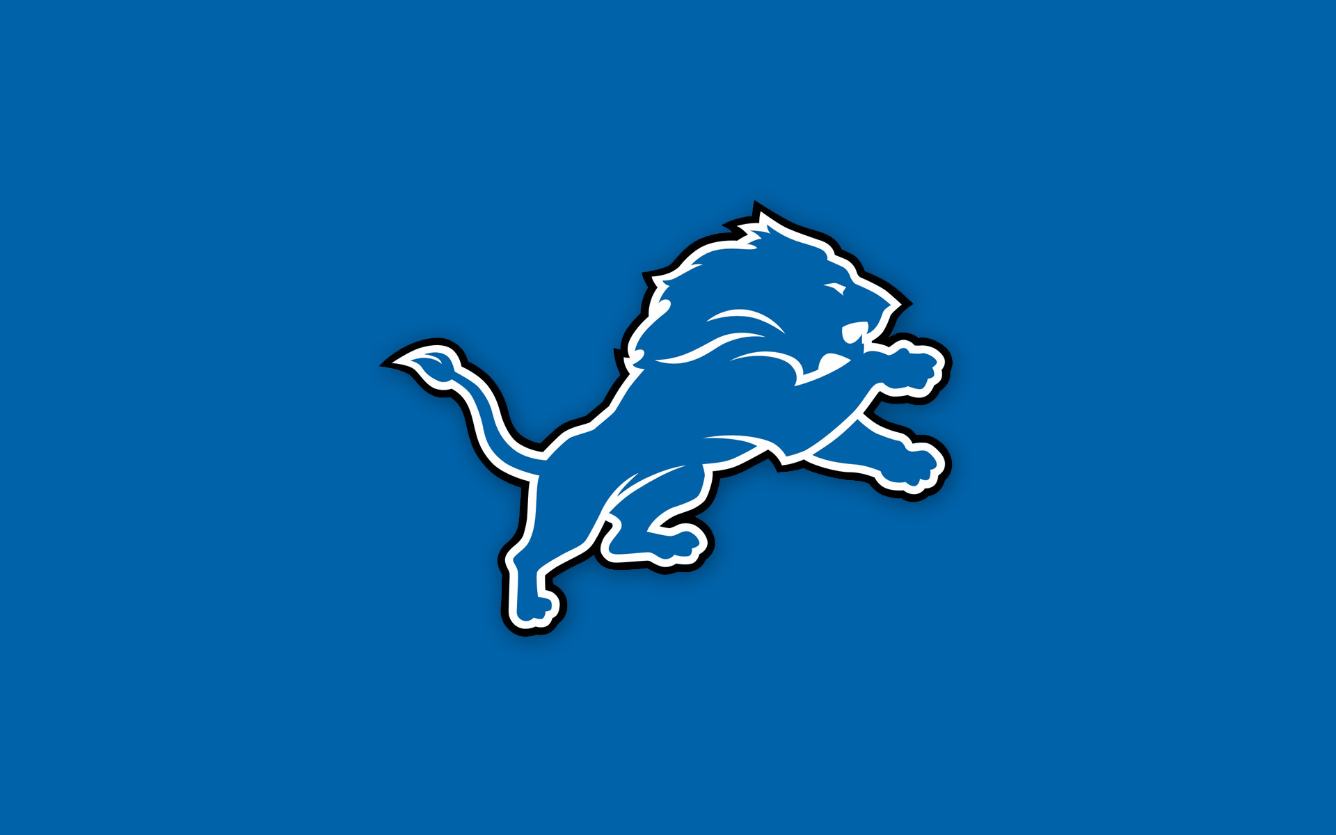 1920x1200 Detroit Lions Wallpaper