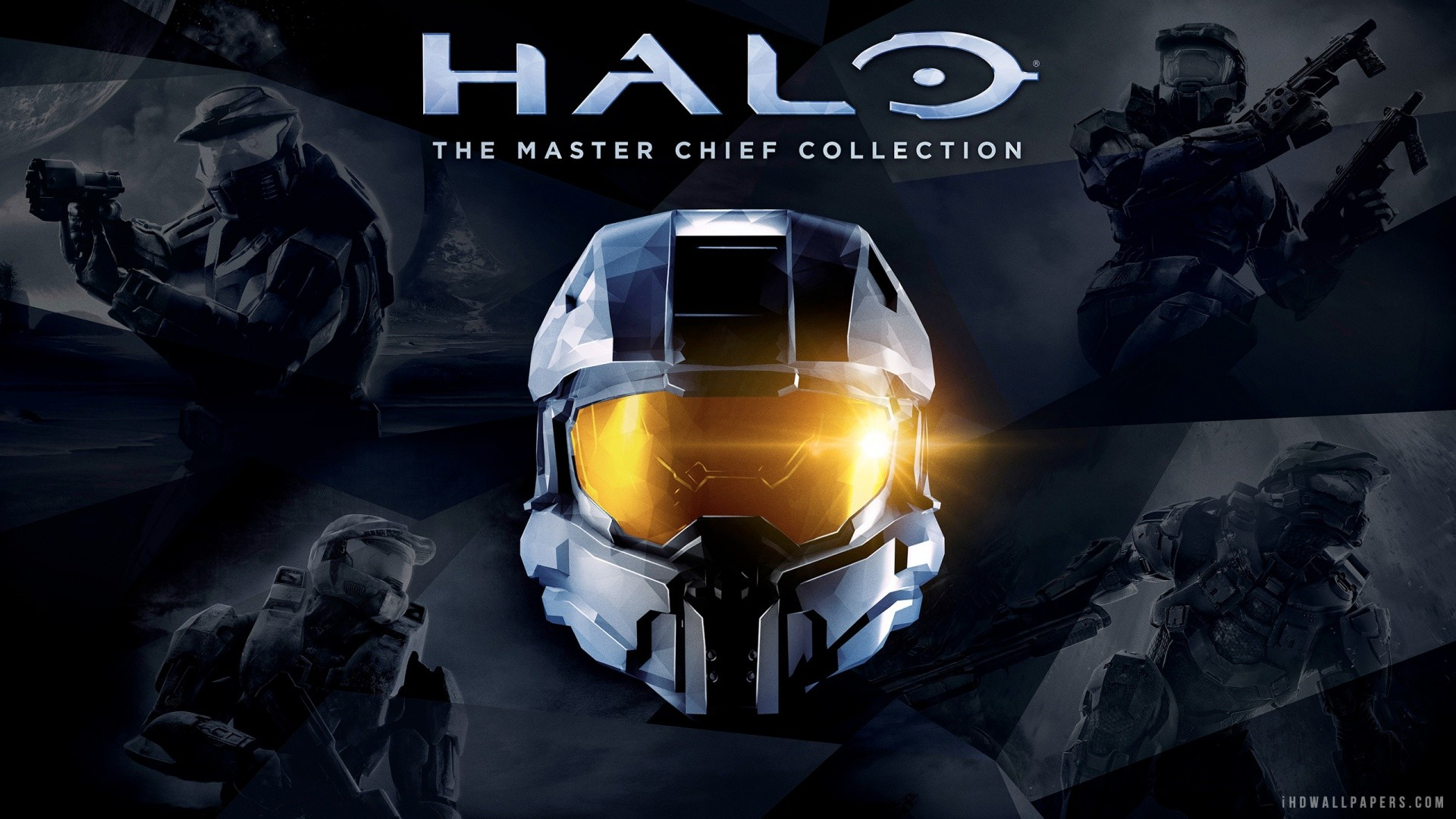 1920x1080 Halo The Master Chief Collection HD Wallpaper - iHD Wallpapers