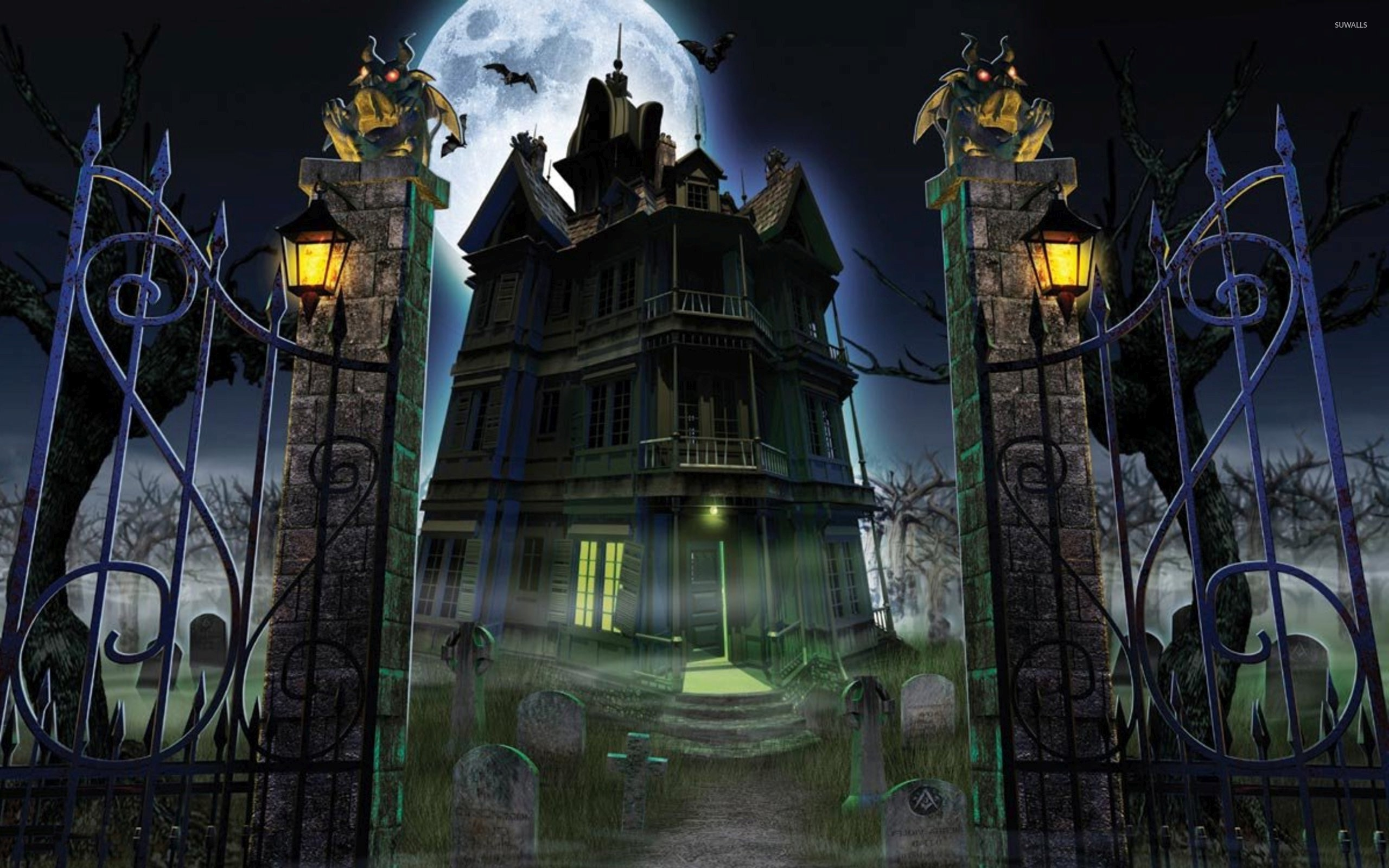 Disney Haunted Mansion Wallpaper  52  Images