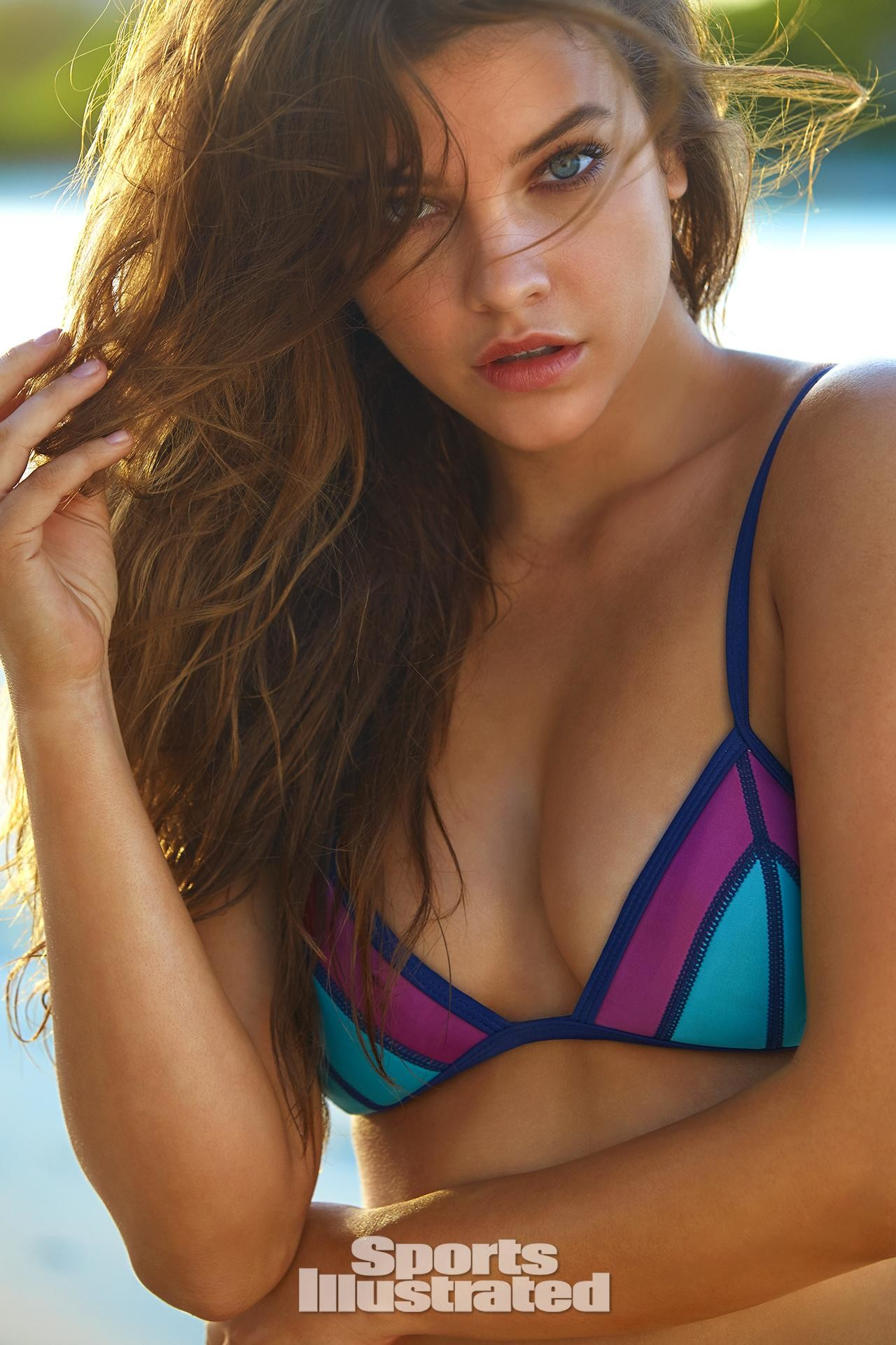 daa20c0920e6 1280x1920 Barbara Palvin was photographed by James Macari in Turks &  Caicos. Swimsuit by Duskii