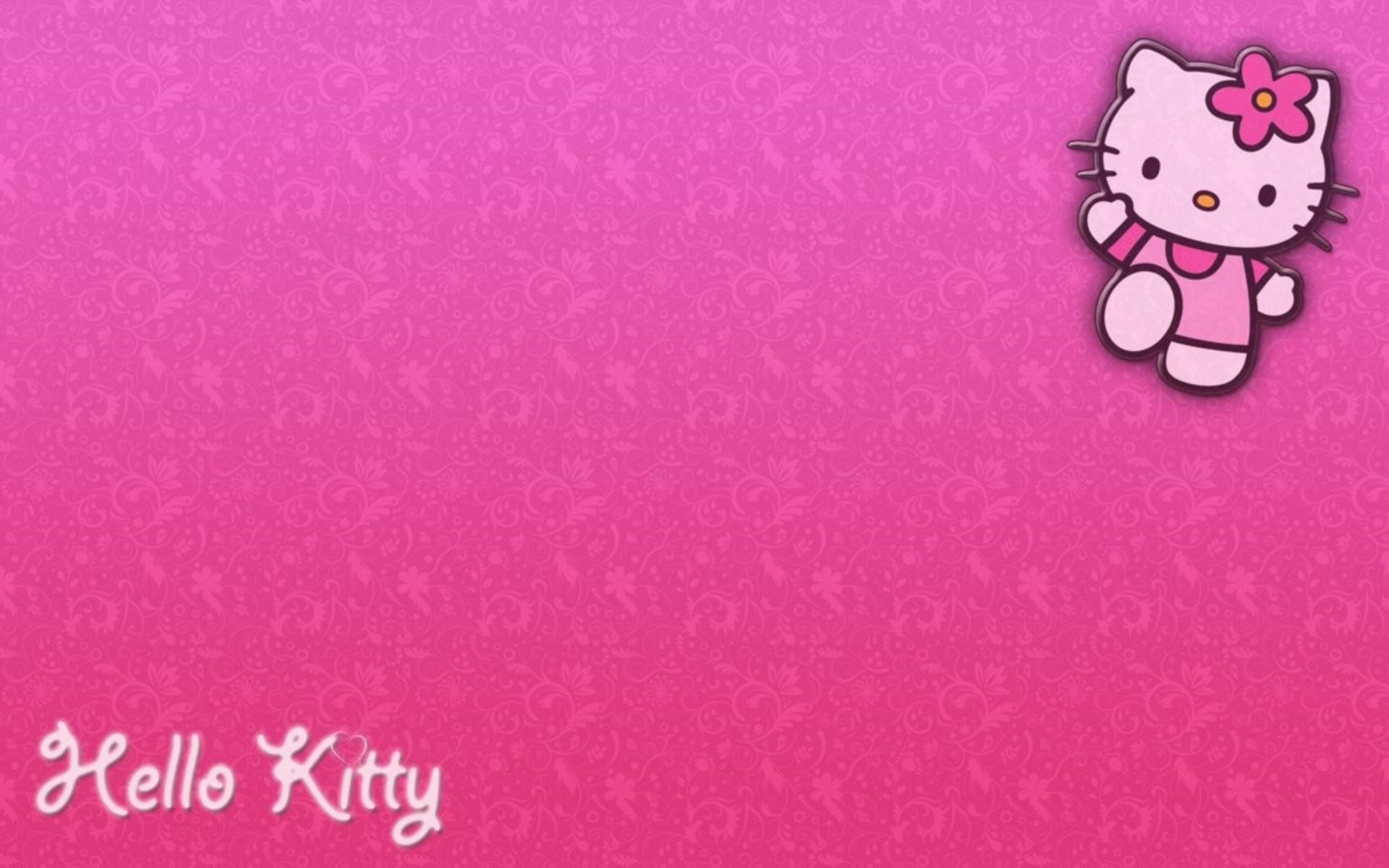 1920x1080 Wallpapers For Hello Kitty Wallpaper Desktop Black