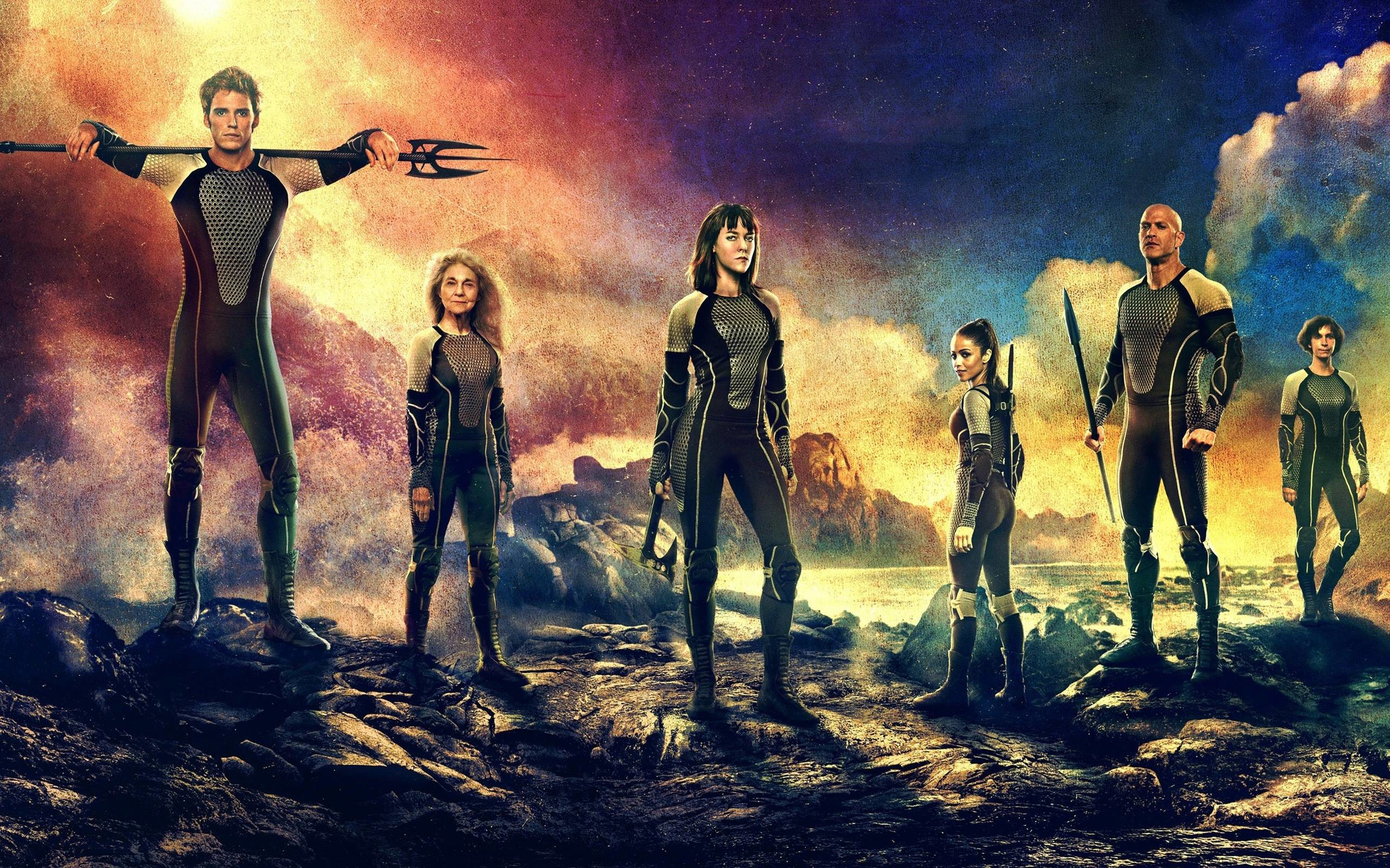 2560x1600 The Hunger Games Catching Fire 2013 Wallpapers | HD Wallpapers