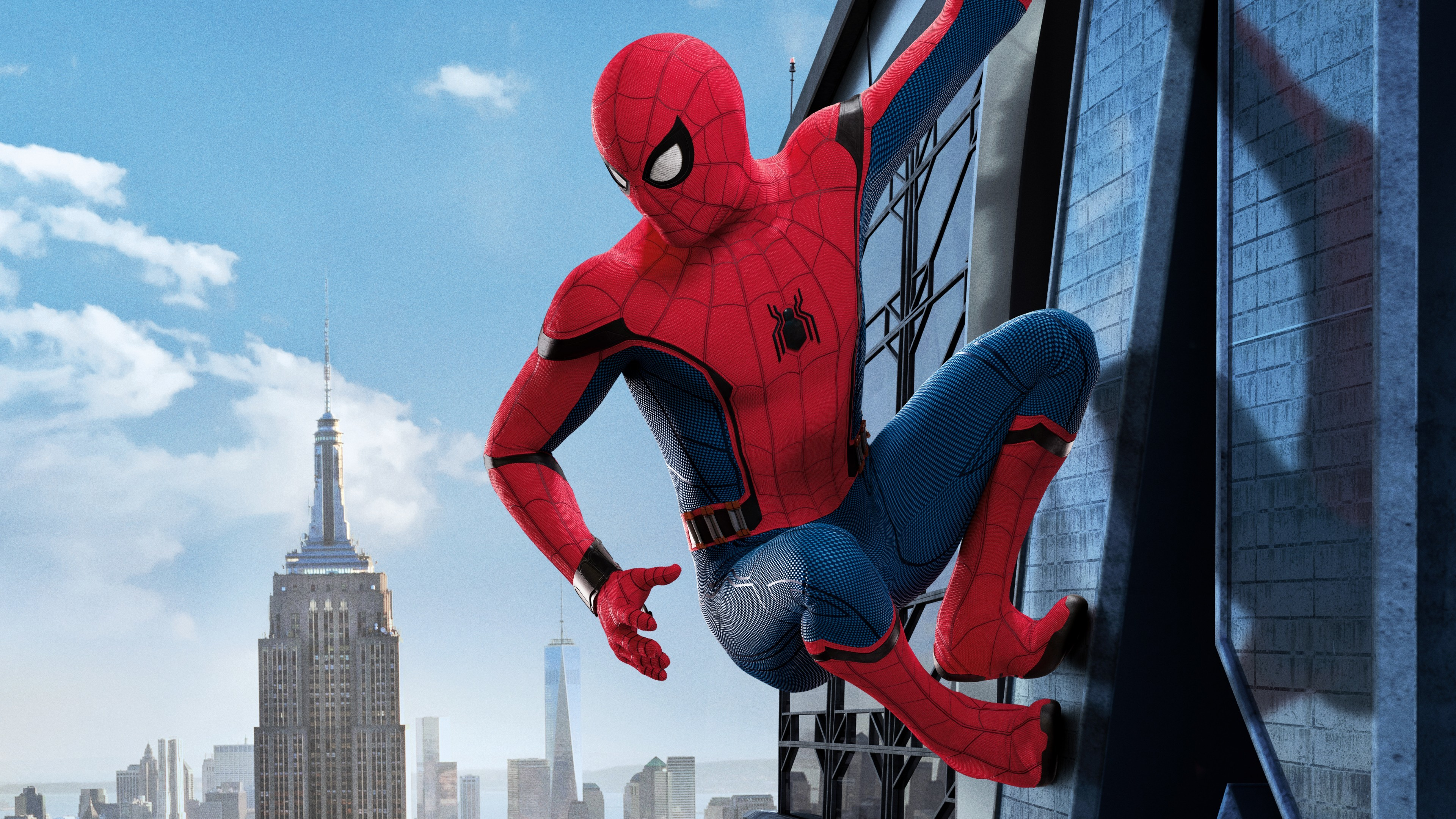 3840x2160 Tags: Spider-Man: Homecoming ...