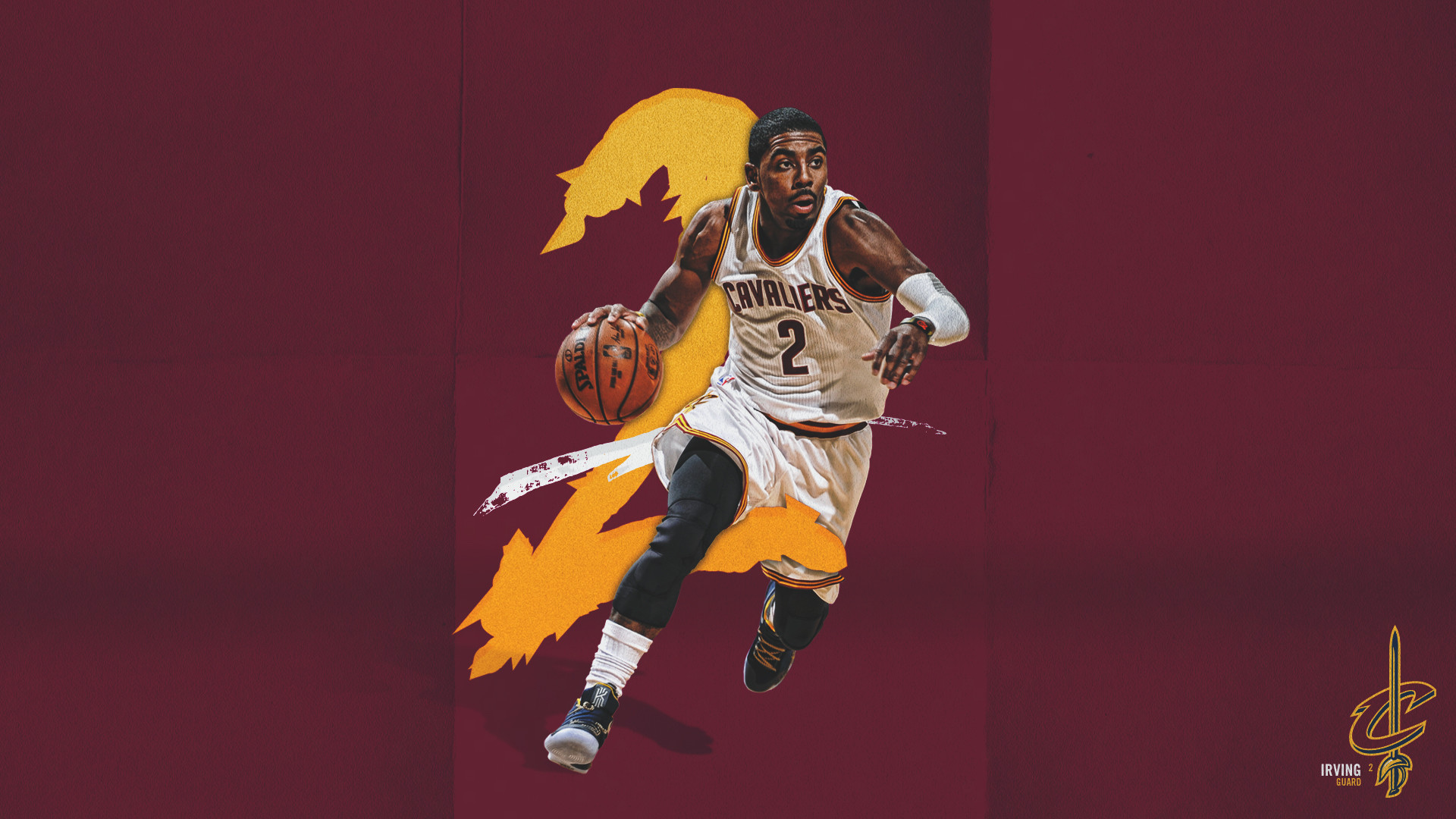 1920x1080 kyrie irving nike wallpaper