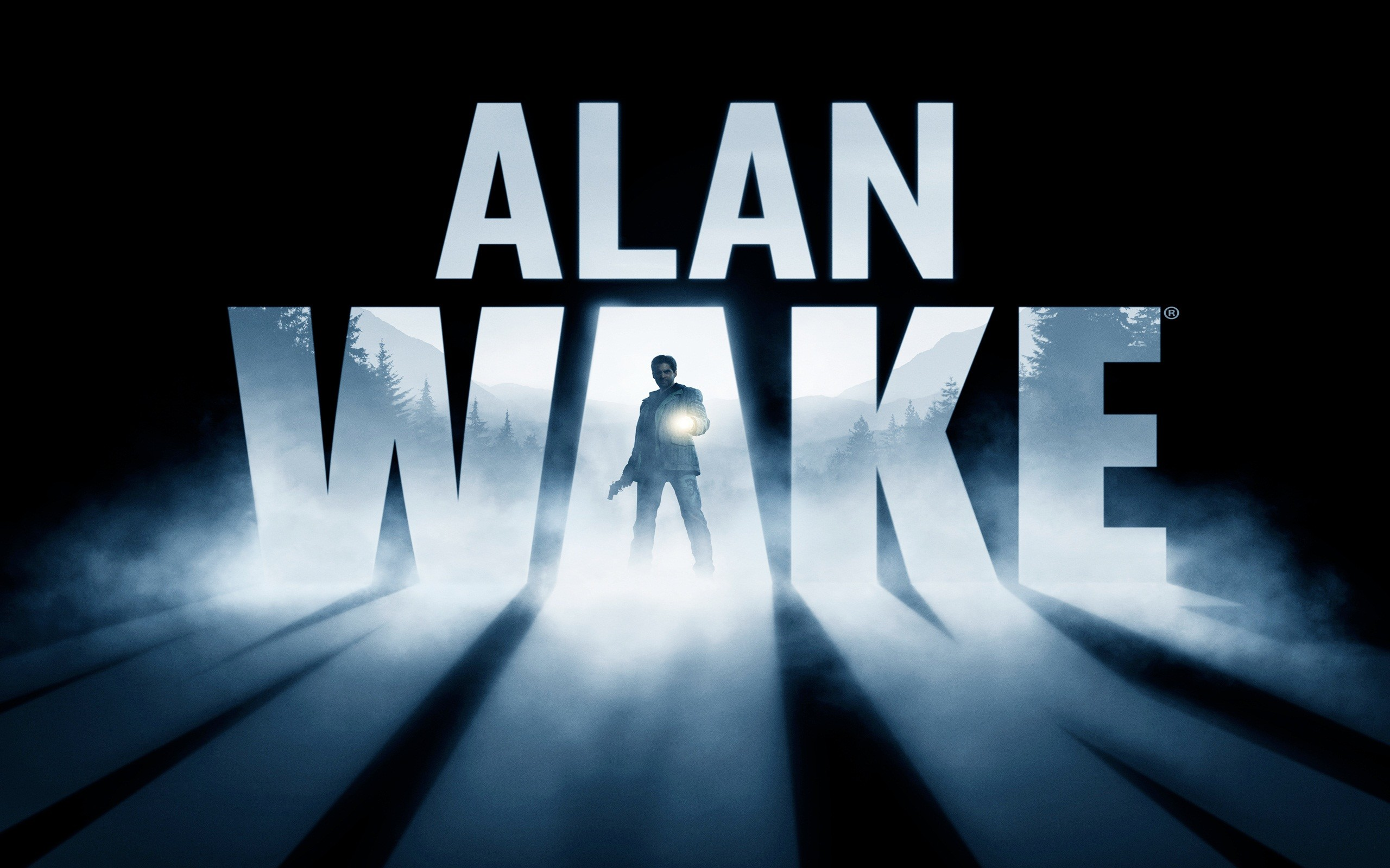 2560x1600 Alan Wake Game