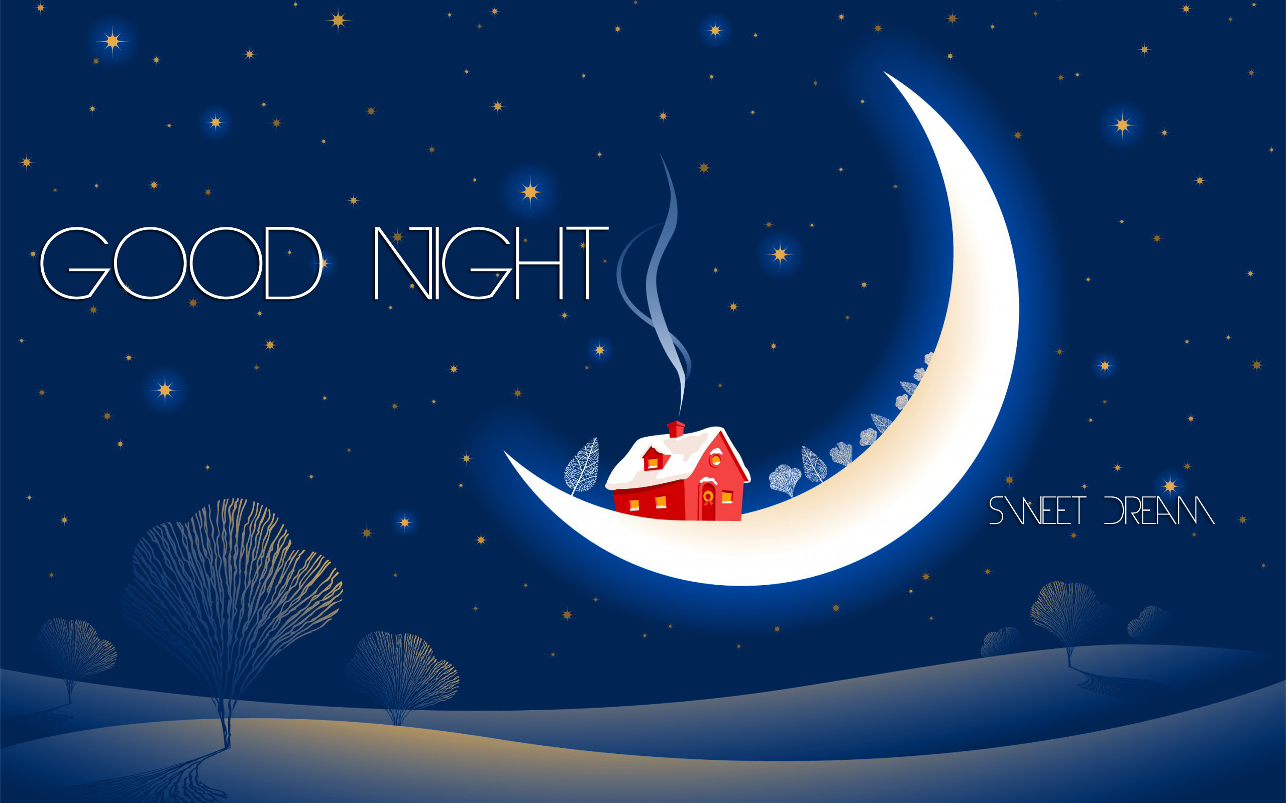 2560x1600 Good Night Wallpapers