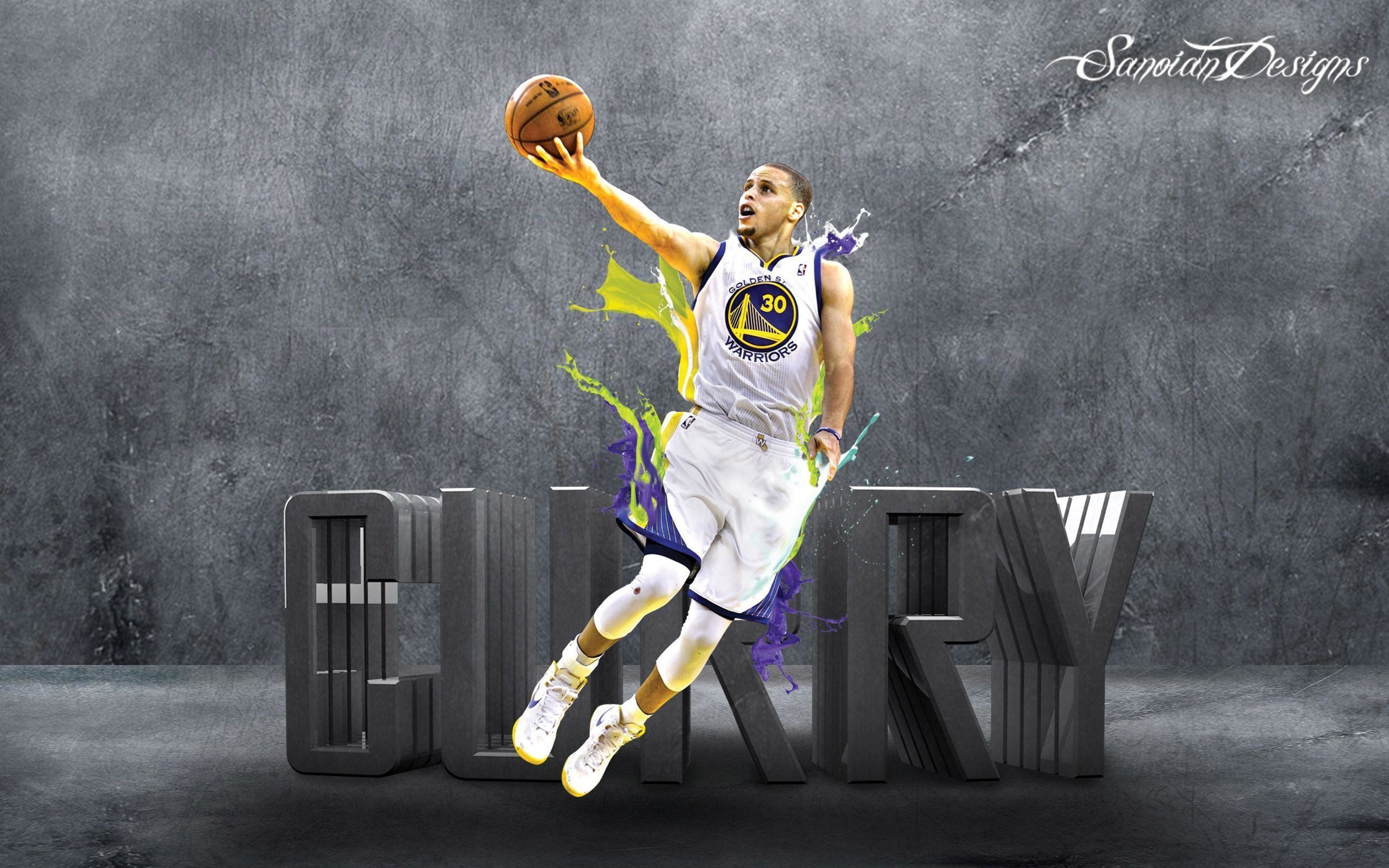 2560x1600 Stephen Curry Golden State Warriors NBA wallpaper HD 2016 in .
