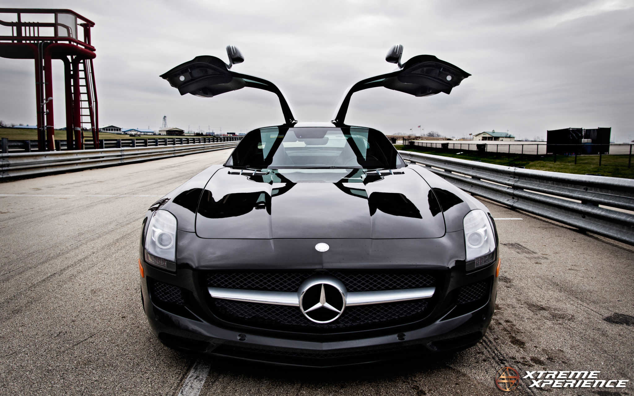 2048x1280 Mercedes Benz SLS AMG wallpaper by Xtreme Xperience · DOWNLOAD the Hi-Res  Wallpaper