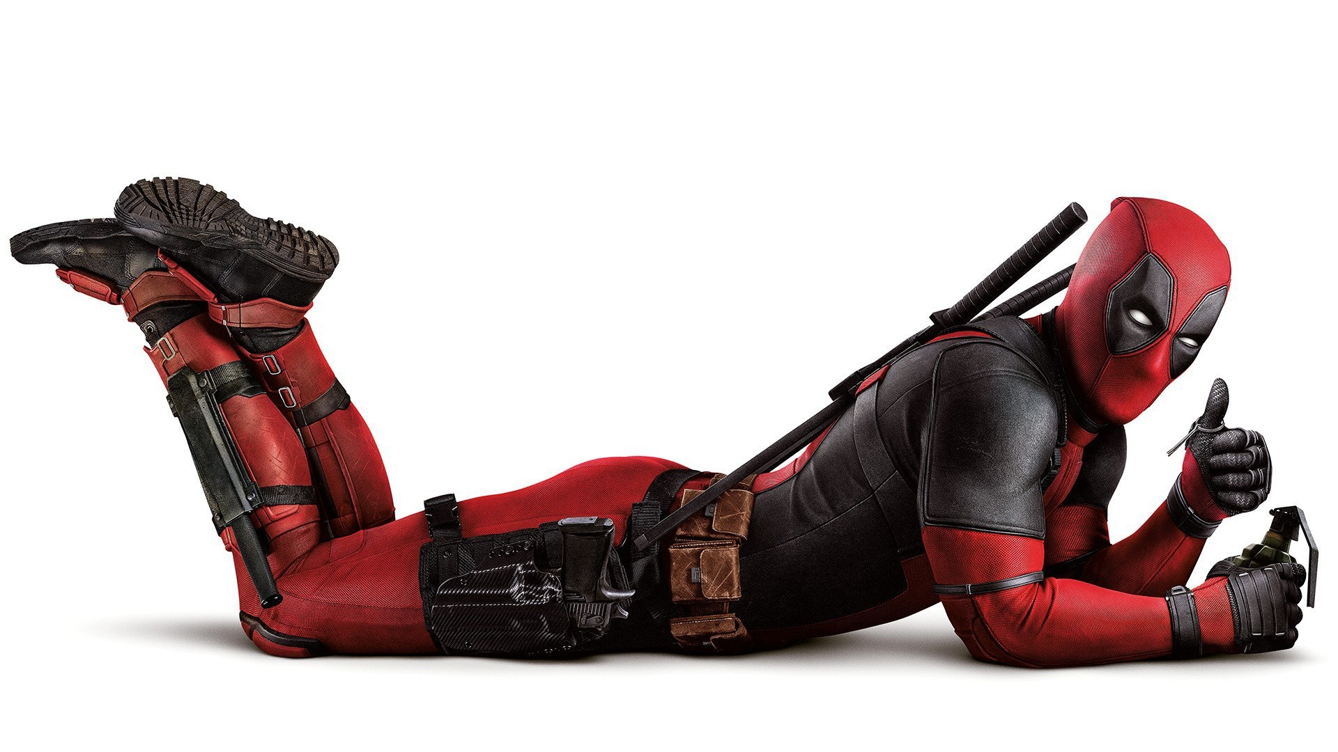 1920x1080 Deadpool Desktop (1600x900 Resolution)