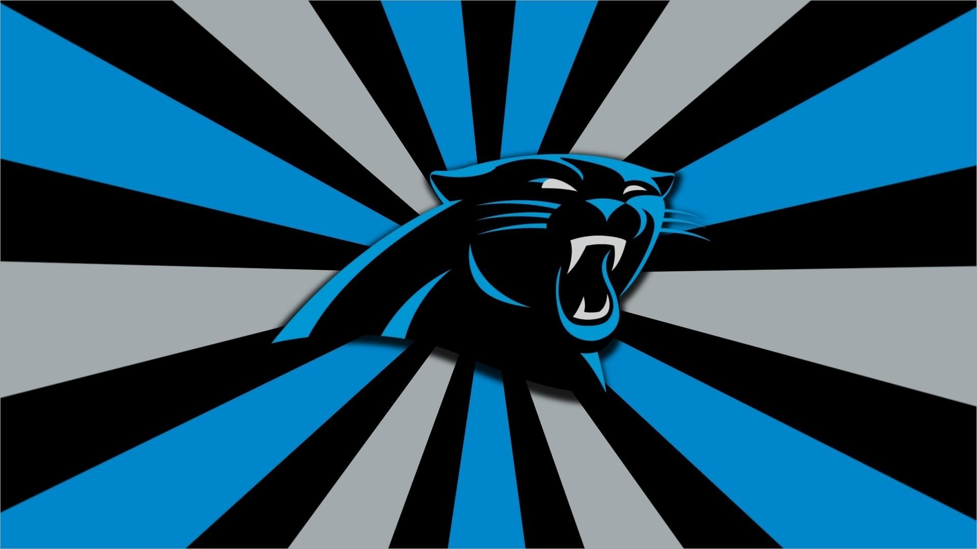 1920x1080 wallpaper.wiki-Carolina-Panthers-Logo-Wallpaper-HD-PIC-