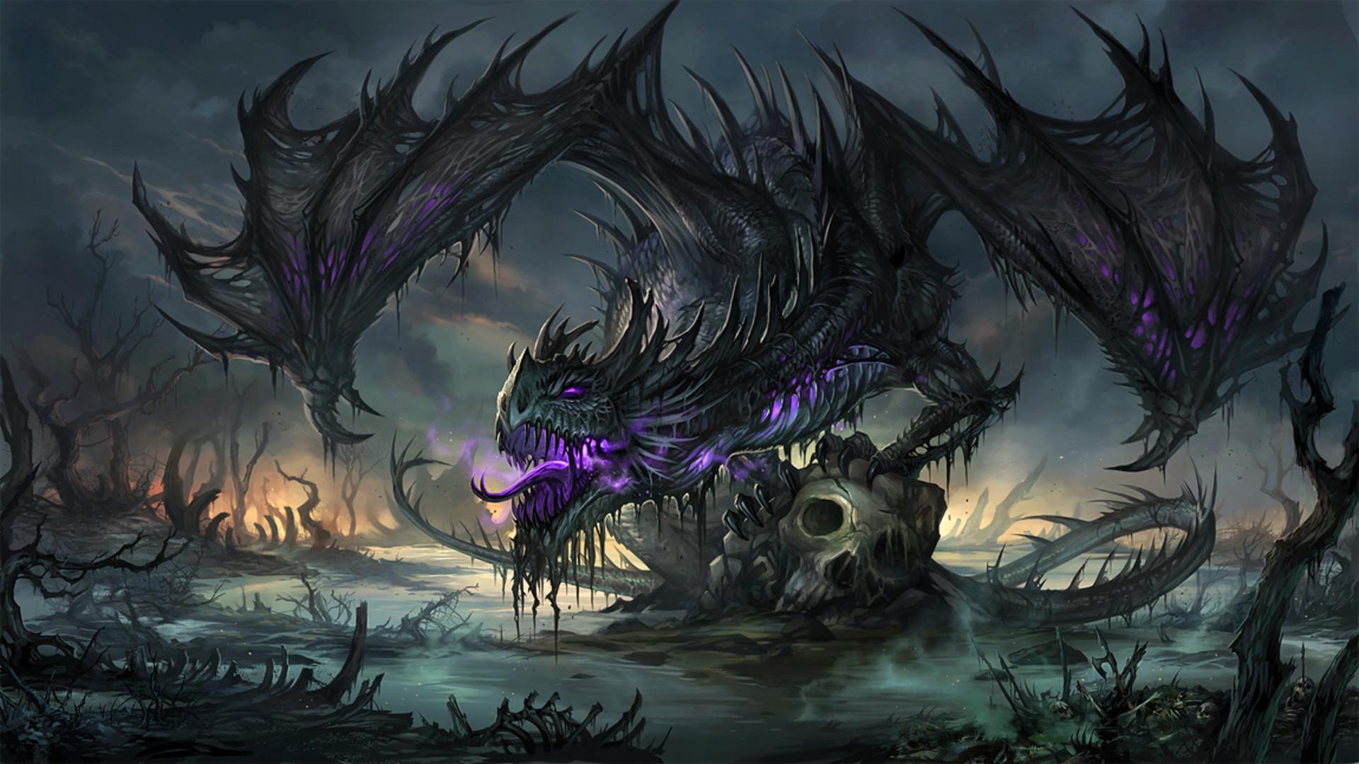 best hq dragon wallpaper