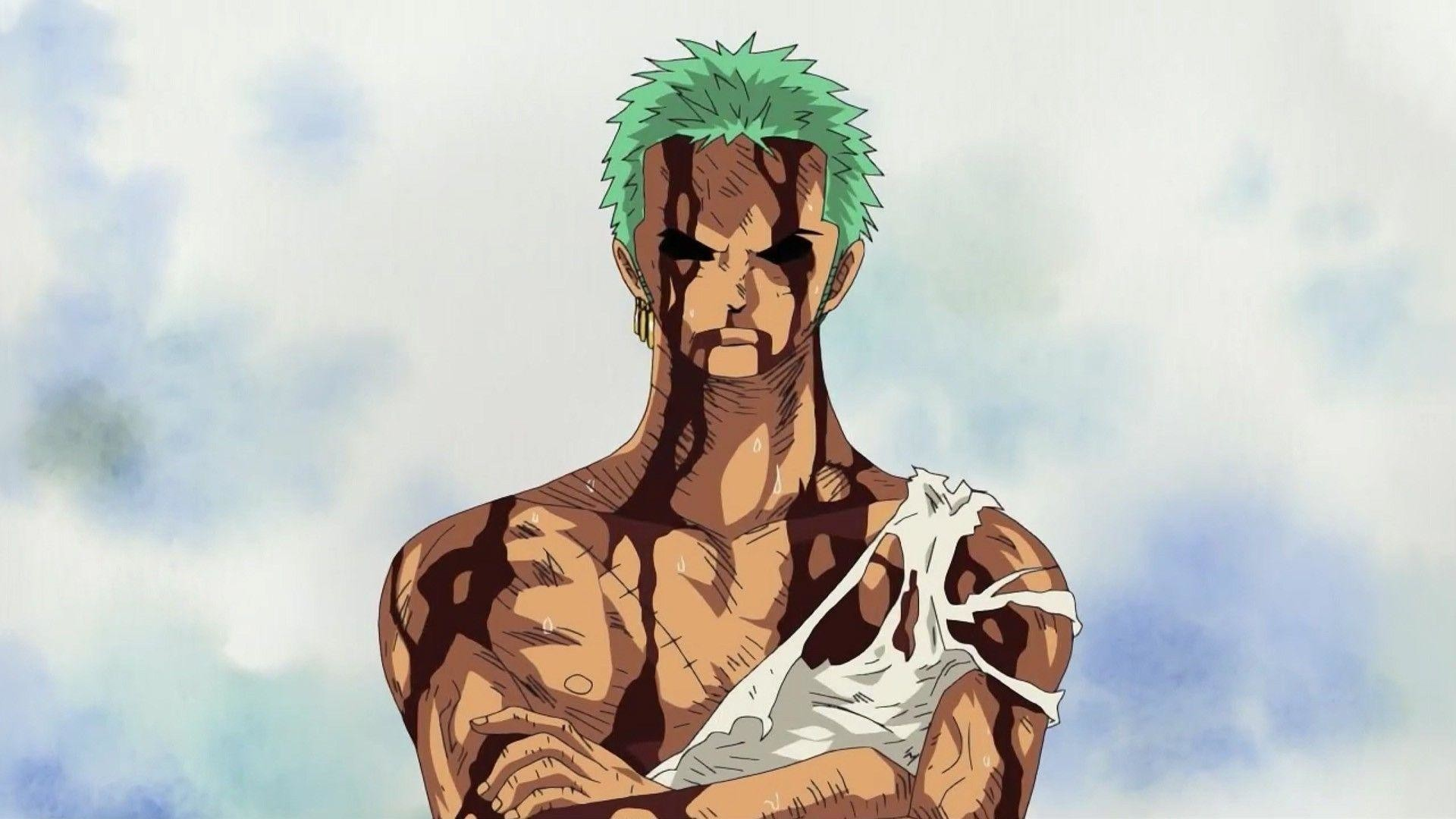 1920x1080 2018 Zoro One Piece Wallpaper