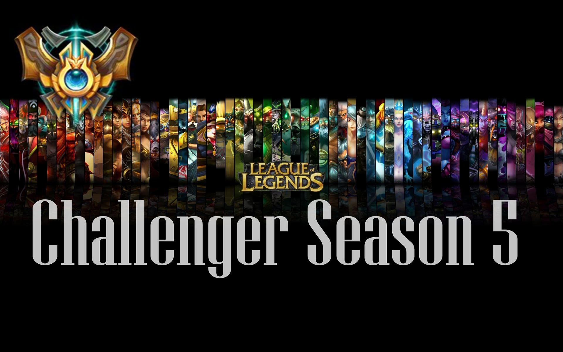 1920x1200 League of Legends Season 5 Challenger Game #3 Sona Support