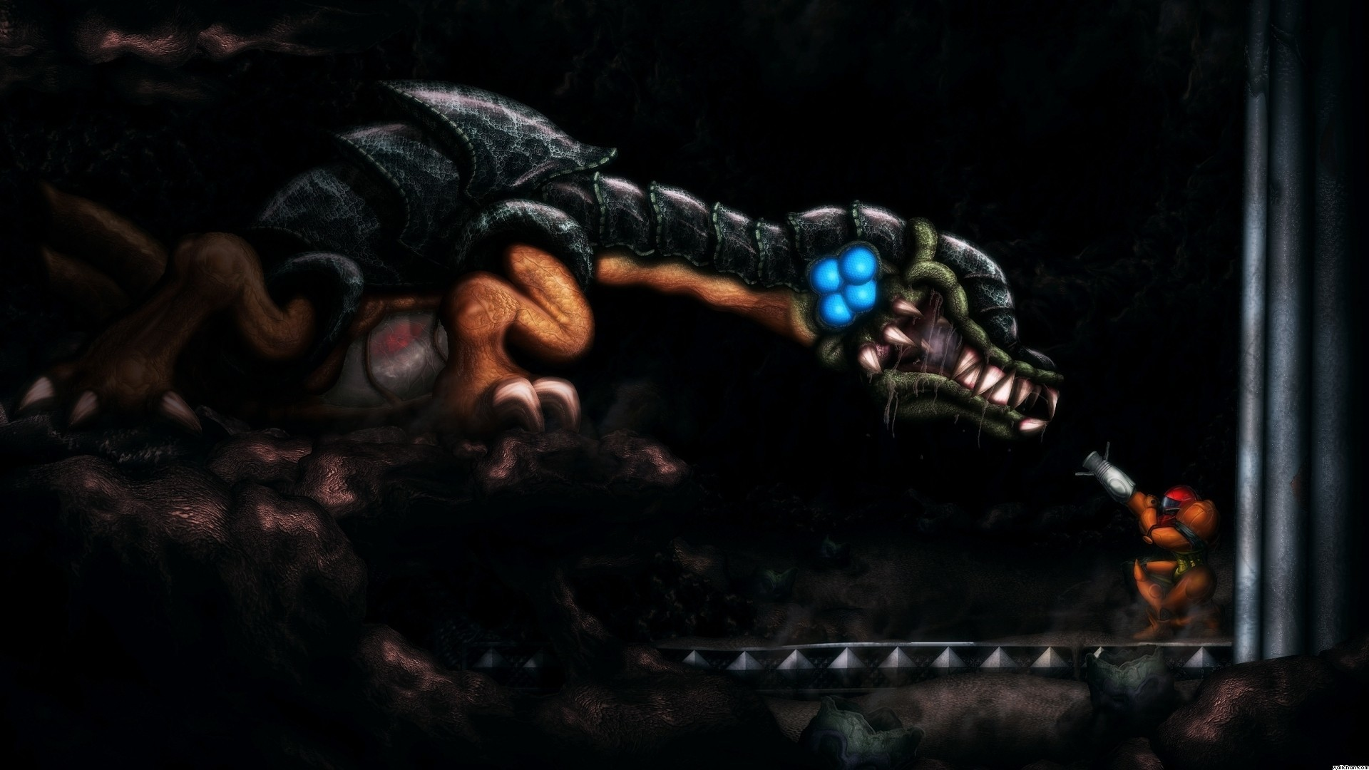 1920x1080 6 Metroid II: Return of Samus HD Wallpapers | Backgrounds - Wallpaper Abyss