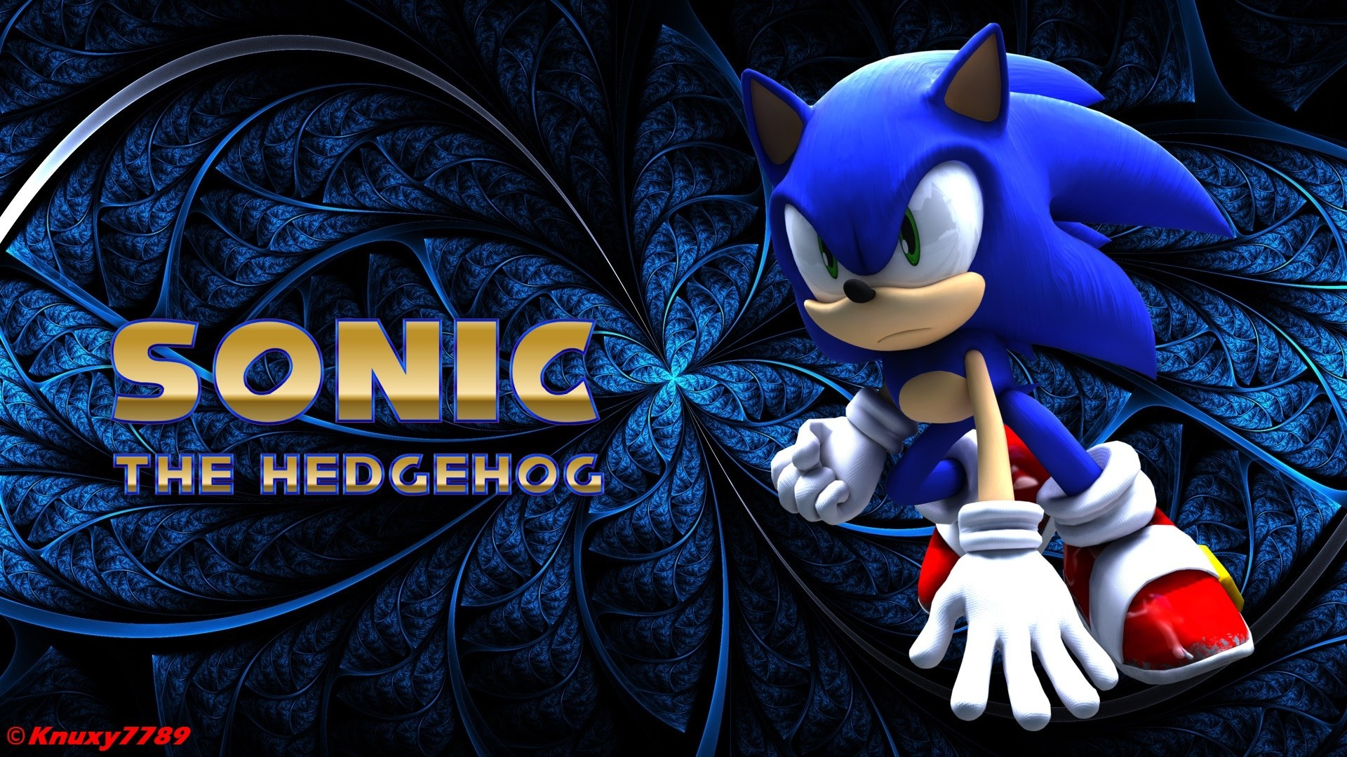 1920x1080 sonic the hedgehog wallpaper by knuxy7789