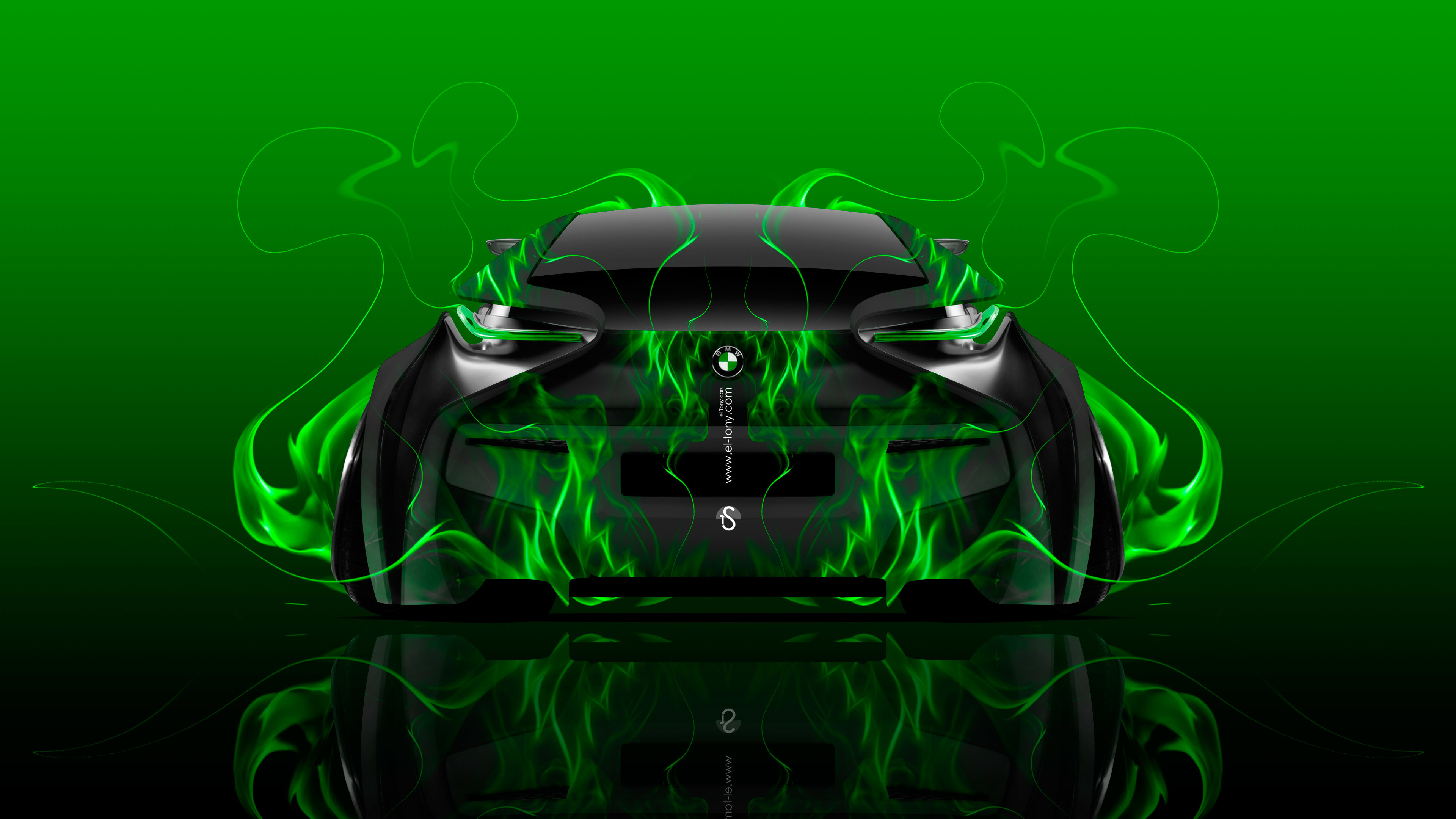 Green Flame Wallpaper (63+ images)