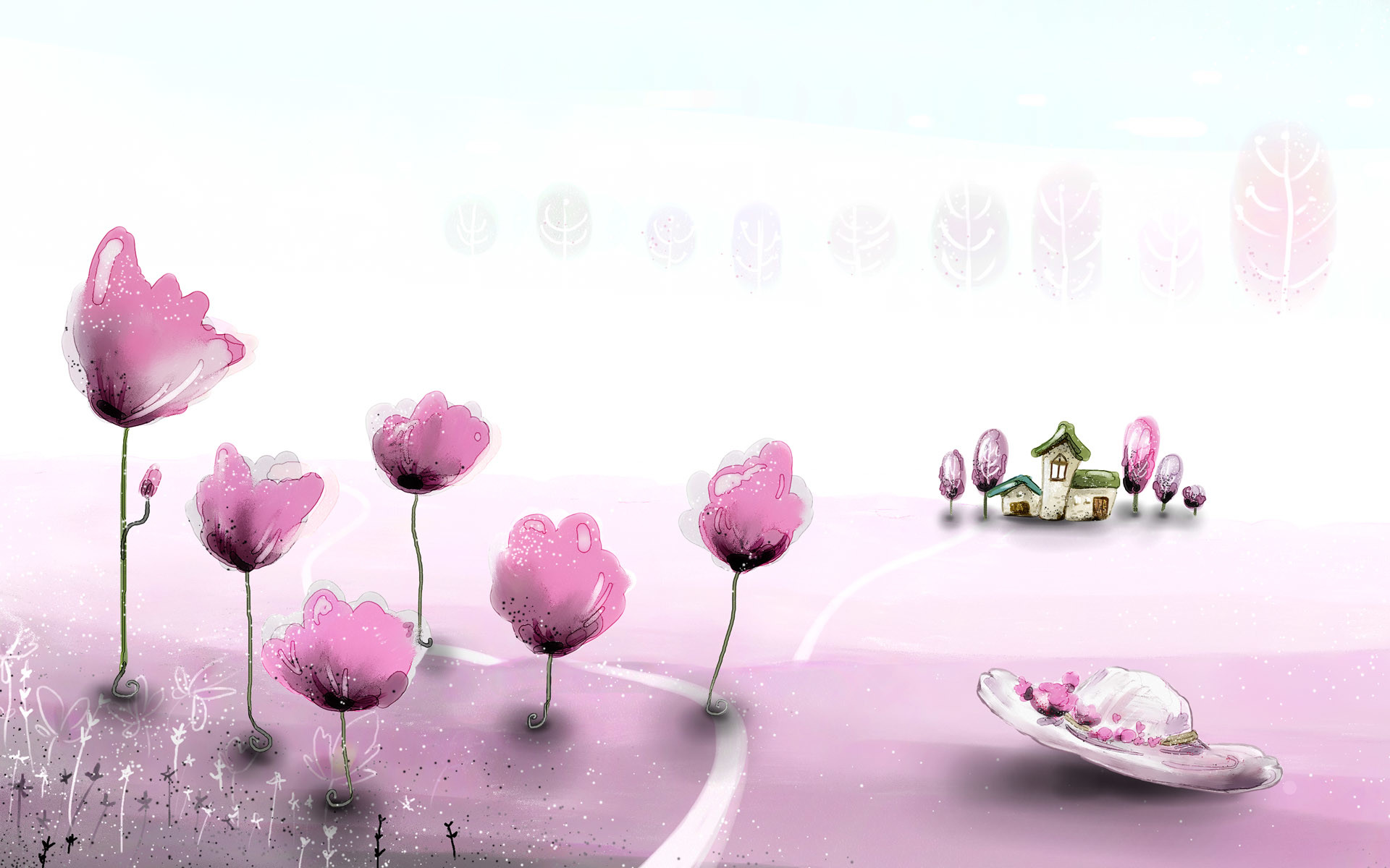 Simple Cute Desktop Wallpapers 58 Images